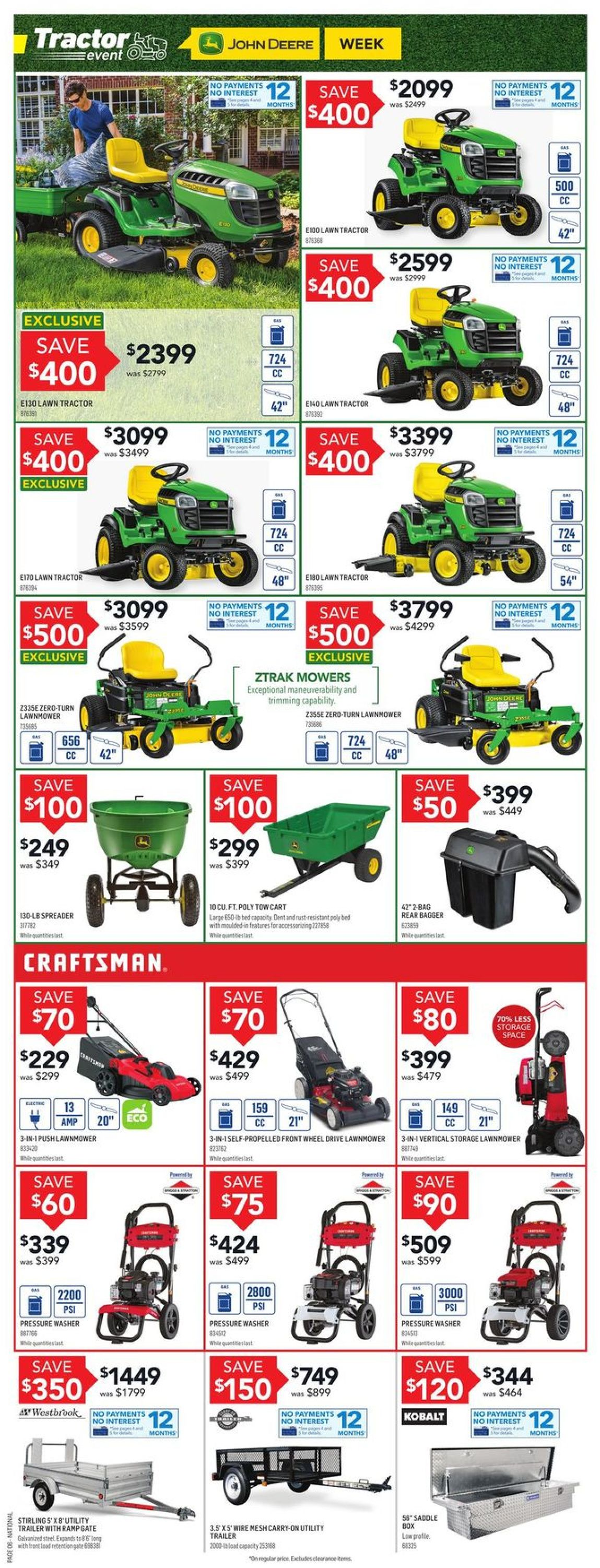 Lowes Flyer - 05/21-05/27/2020 (Page 6)