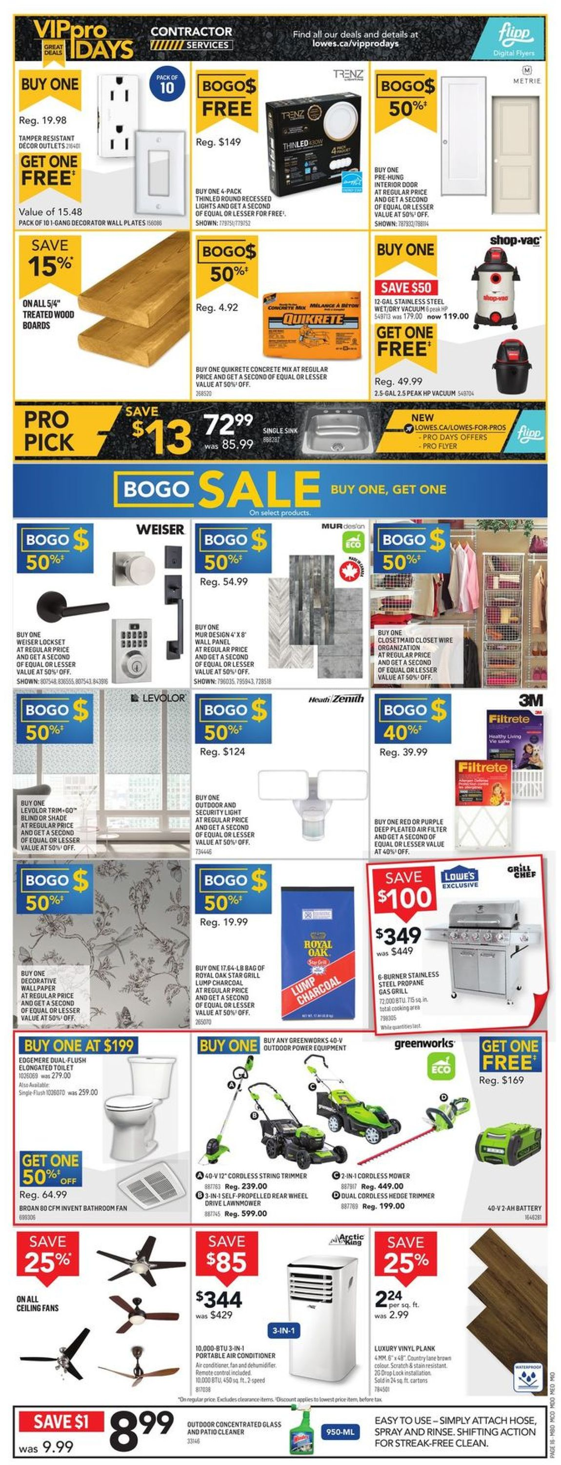Lowes Flyer - 05/21-05/27/2020 (Page 17)