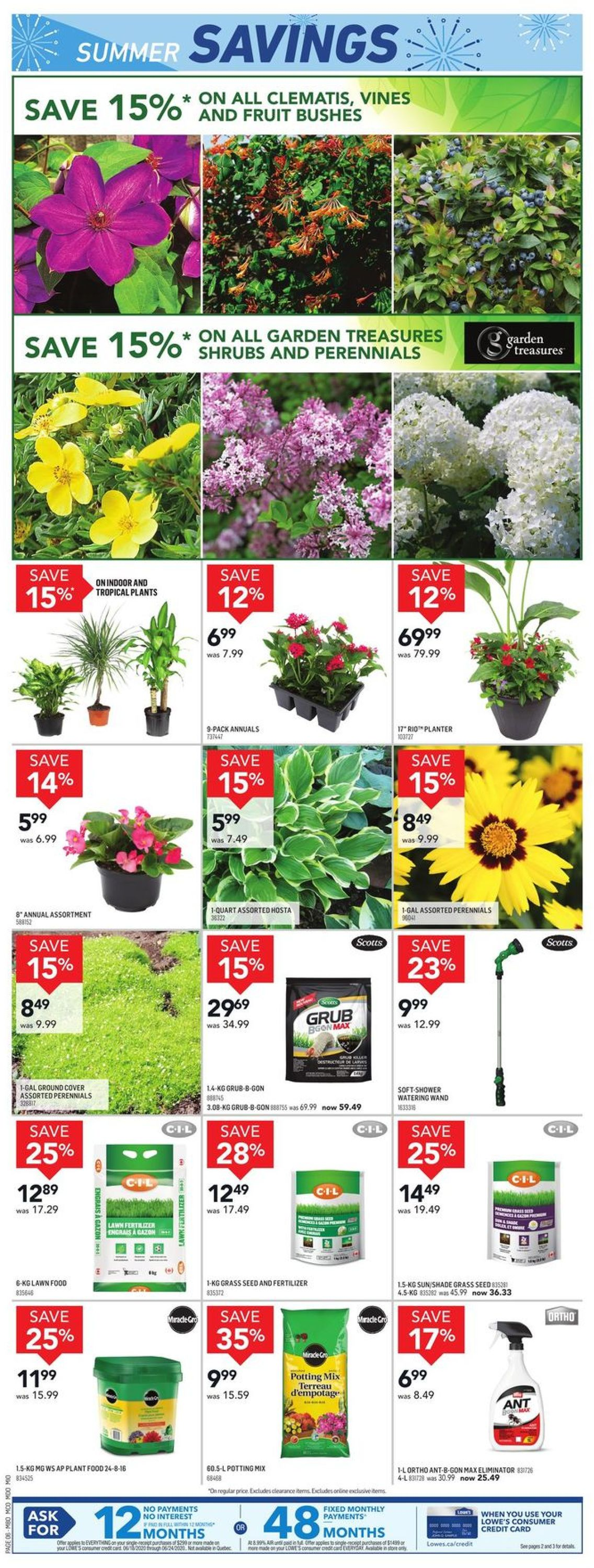 Lowes Flyer - 06/18-06/24/2020 (Page 7)