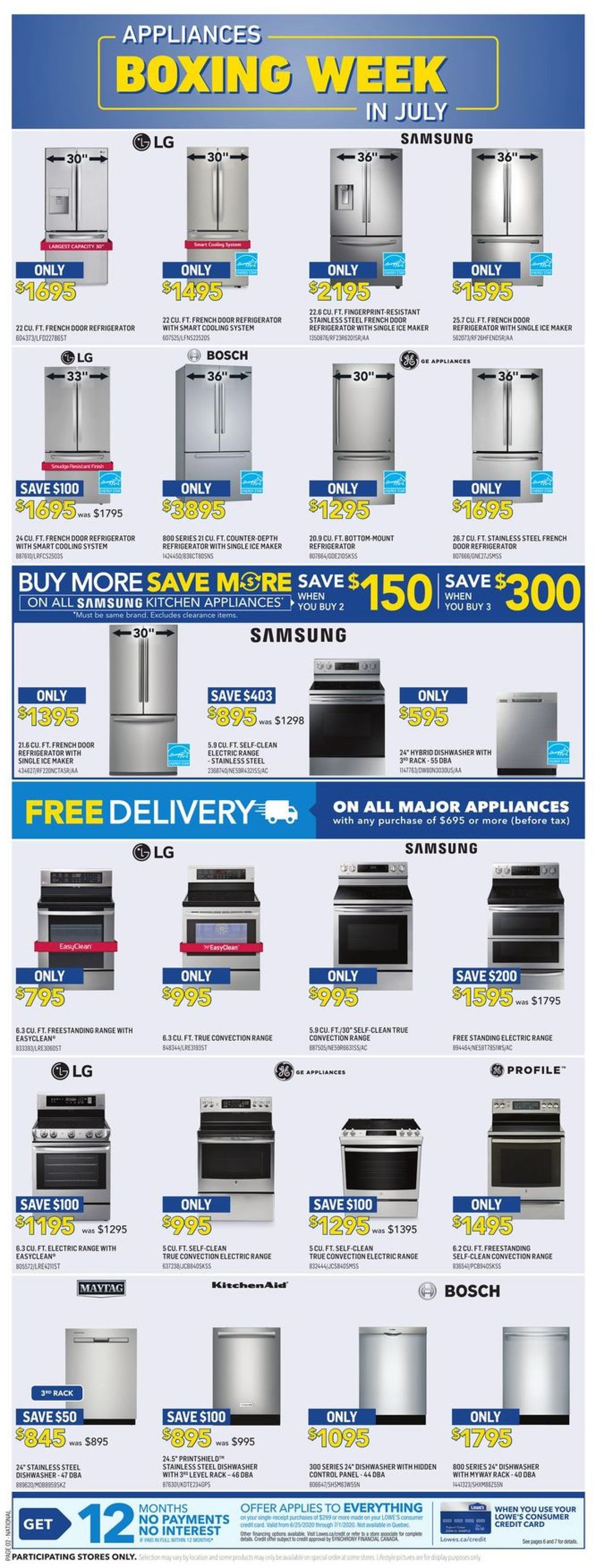 Lowes Flyer - 06/25-07/01/2020 (Page 3)