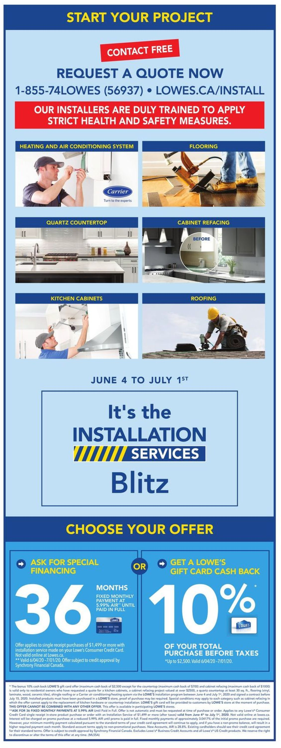 Lowes Flyer - 06/25-07/01/2020 (Page 16)
