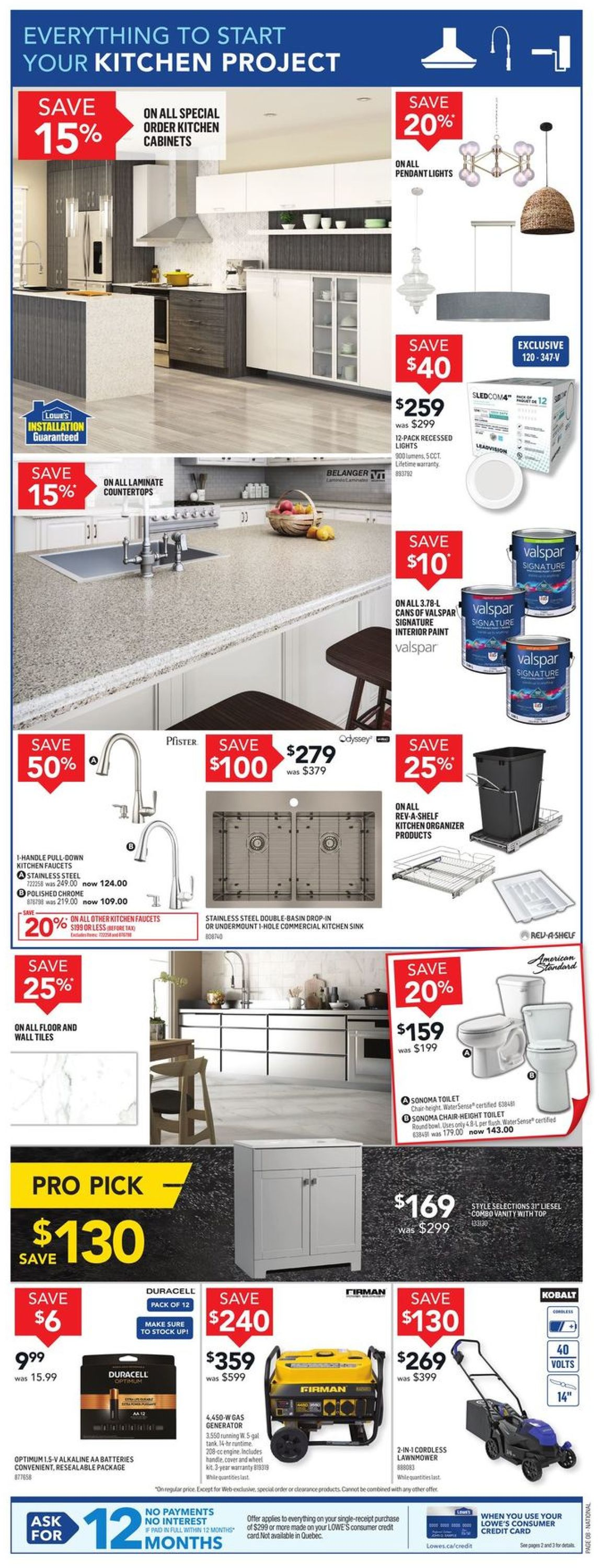 Lowes Flyer - 07/09-07/15/2020 (Page 9)