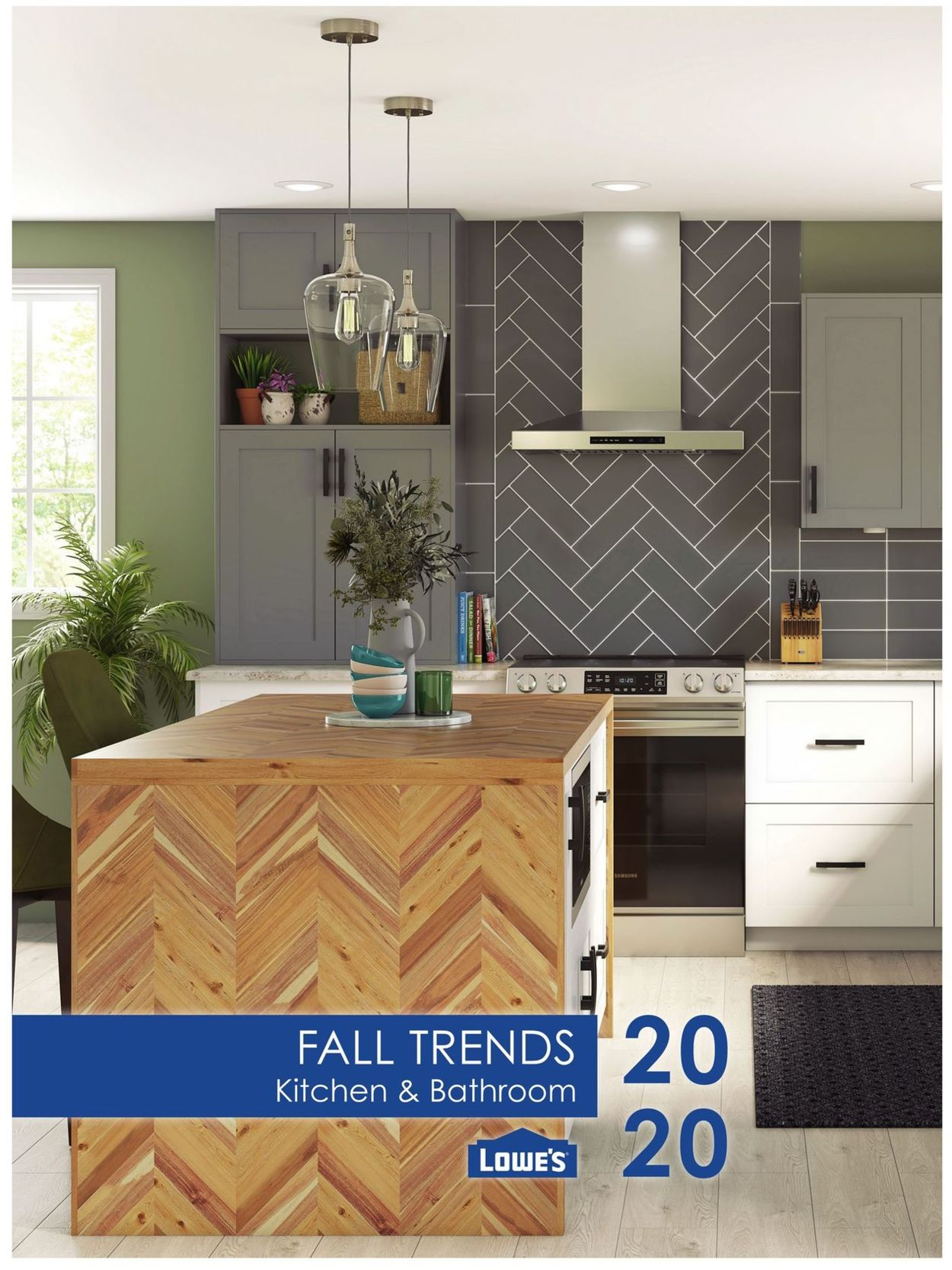 Lowes Flyer - 10/15-11/25/2020