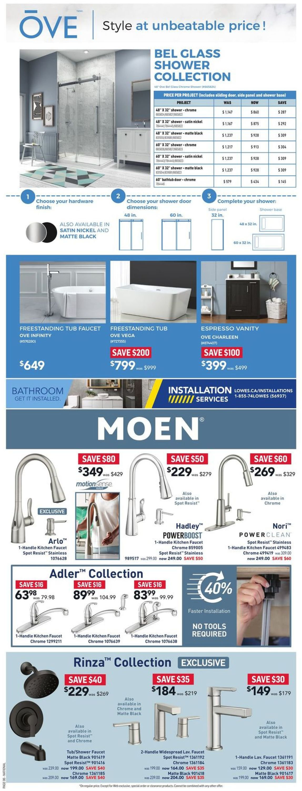 Lowes Flyer - 11/05-11/11/2020 (Page 6)