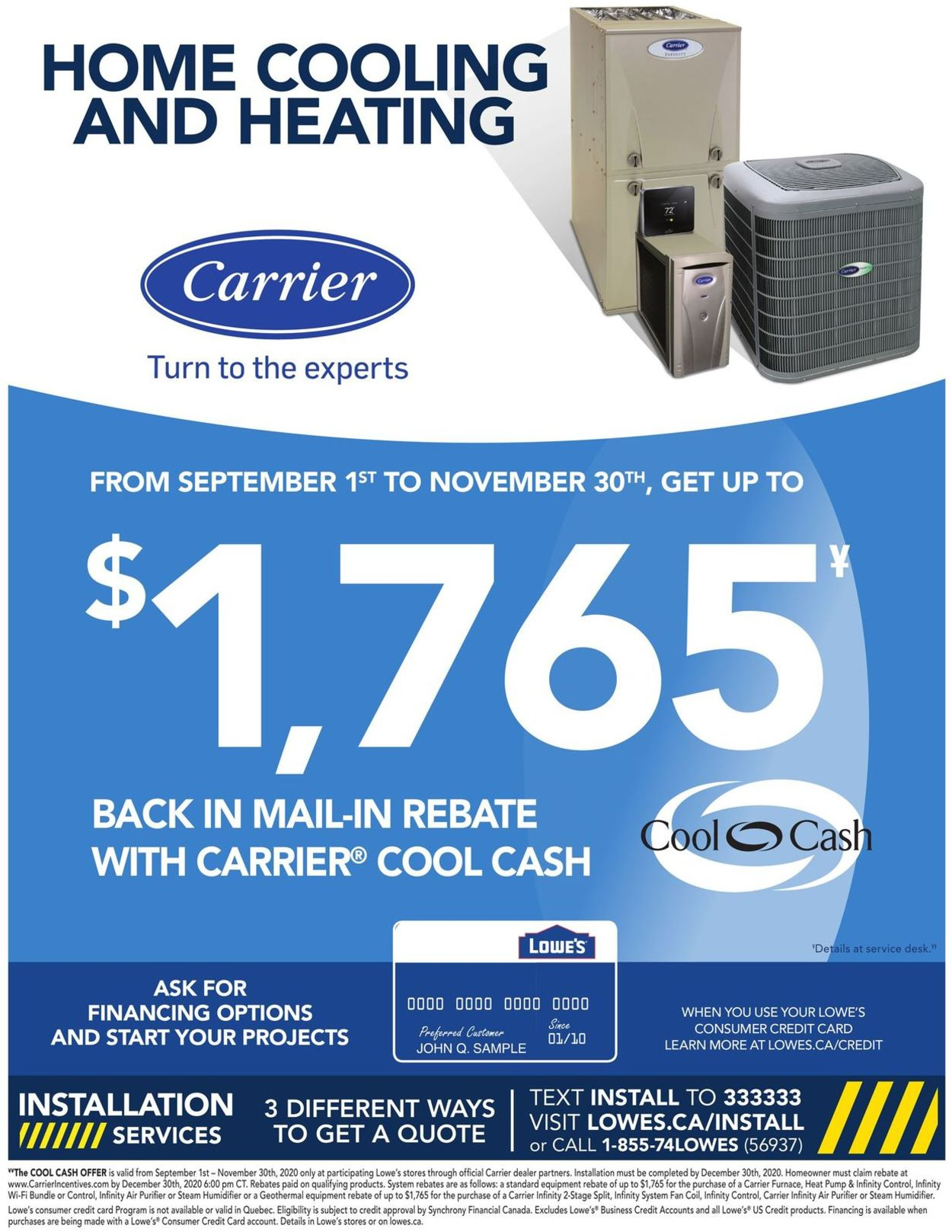 Lowes Flyer - 11/05-11/11/2020 (Page 12)