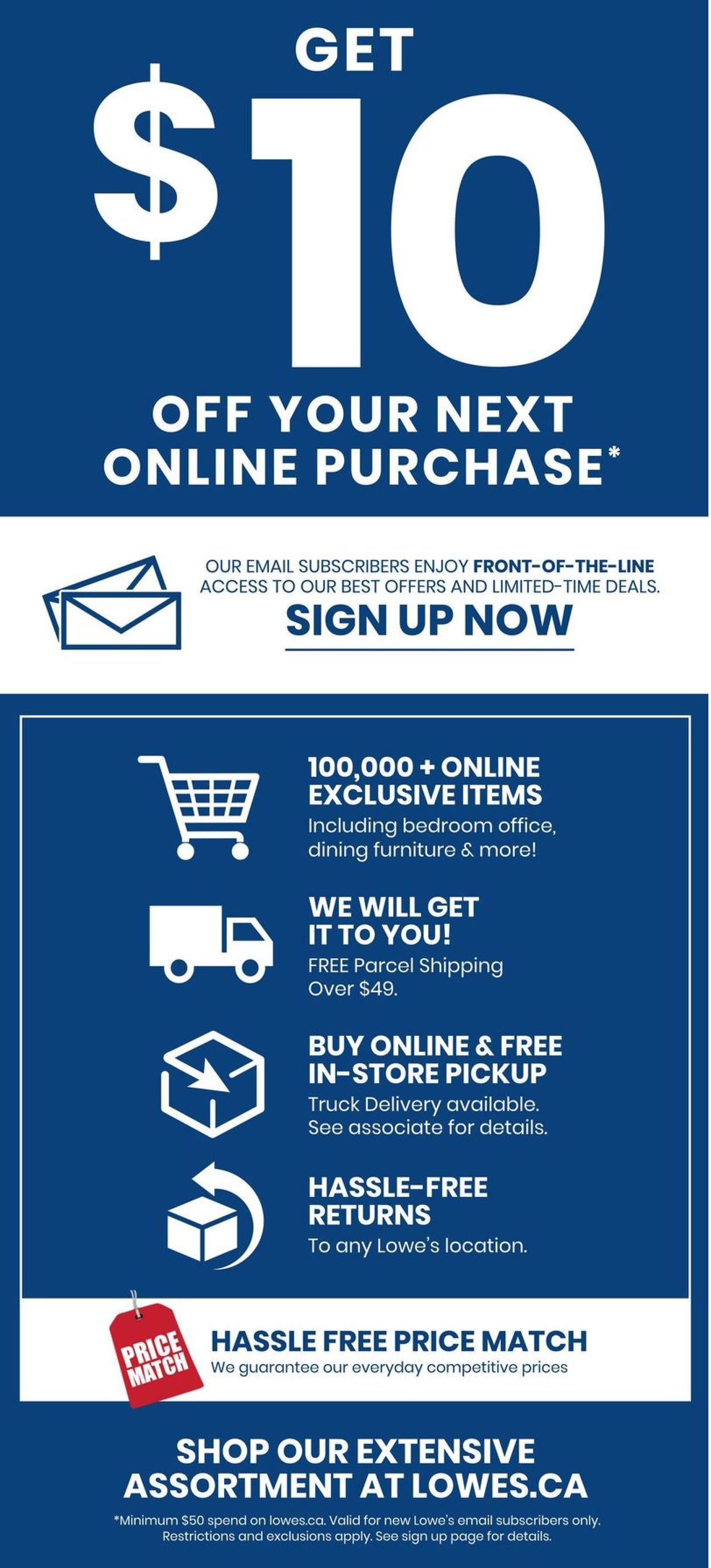 Lowes Flyer - 11/05-11/11/2020 (Page 15)