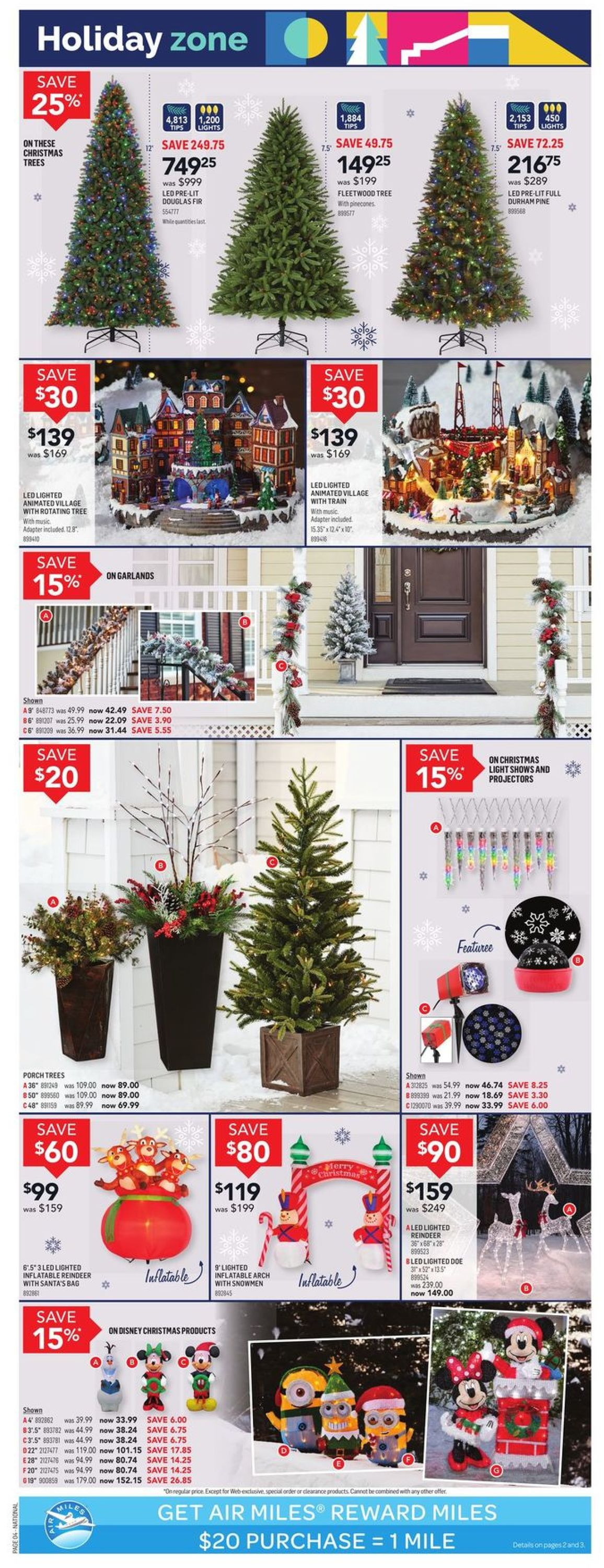 Lowes - Black Friday 2020 Flyer - 11/26-12/02/2020 (Page 4)