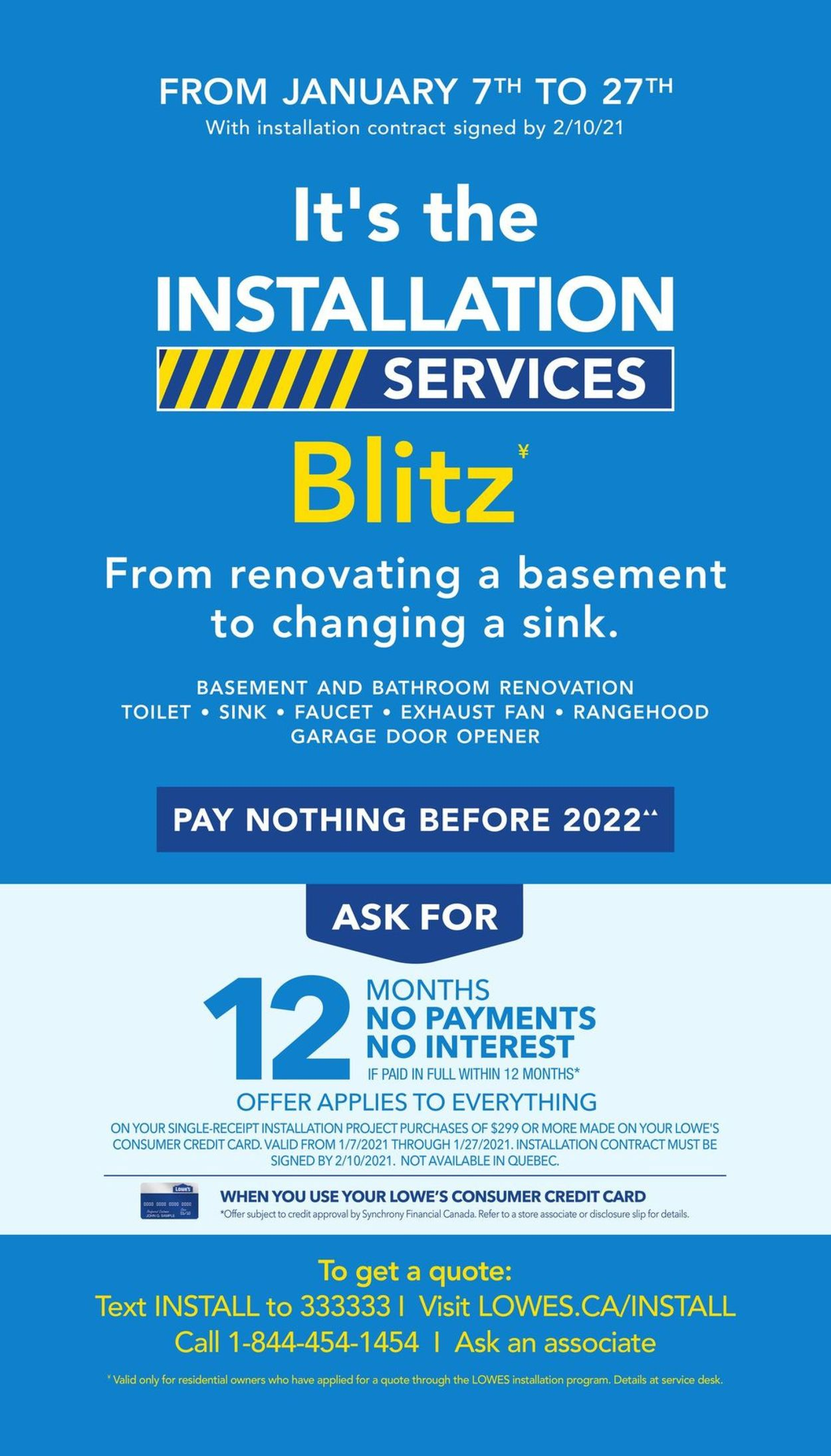 Lowes Flyer - 01/21-01/27/2021 (Page 3)