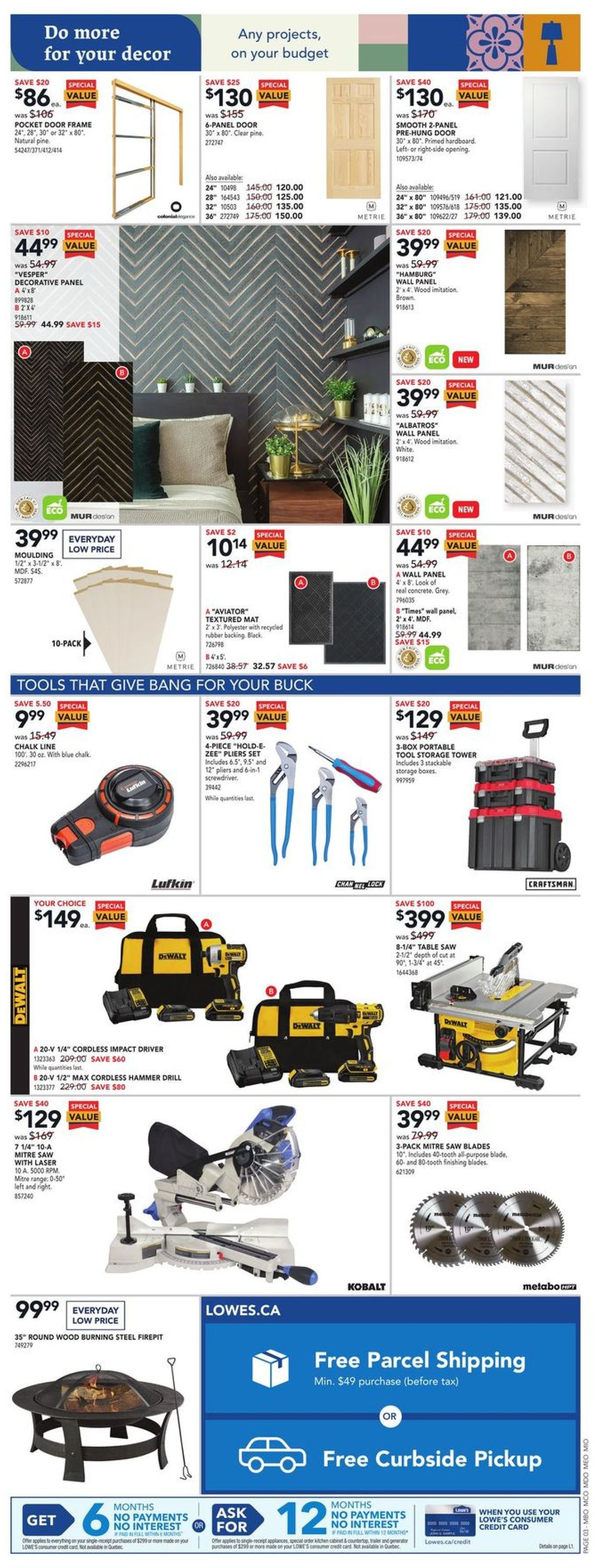 Lowes Flyer - 02/04-02/10/2021 (Page 3)