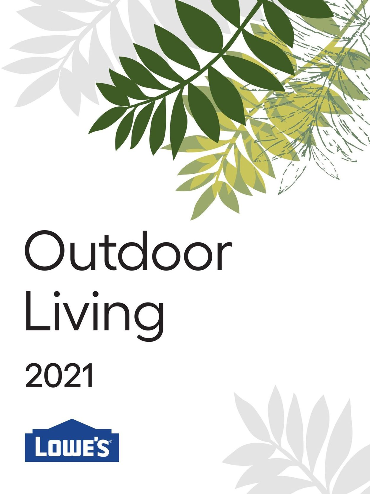 Lowes Flyer - 03/18-06/30/2021