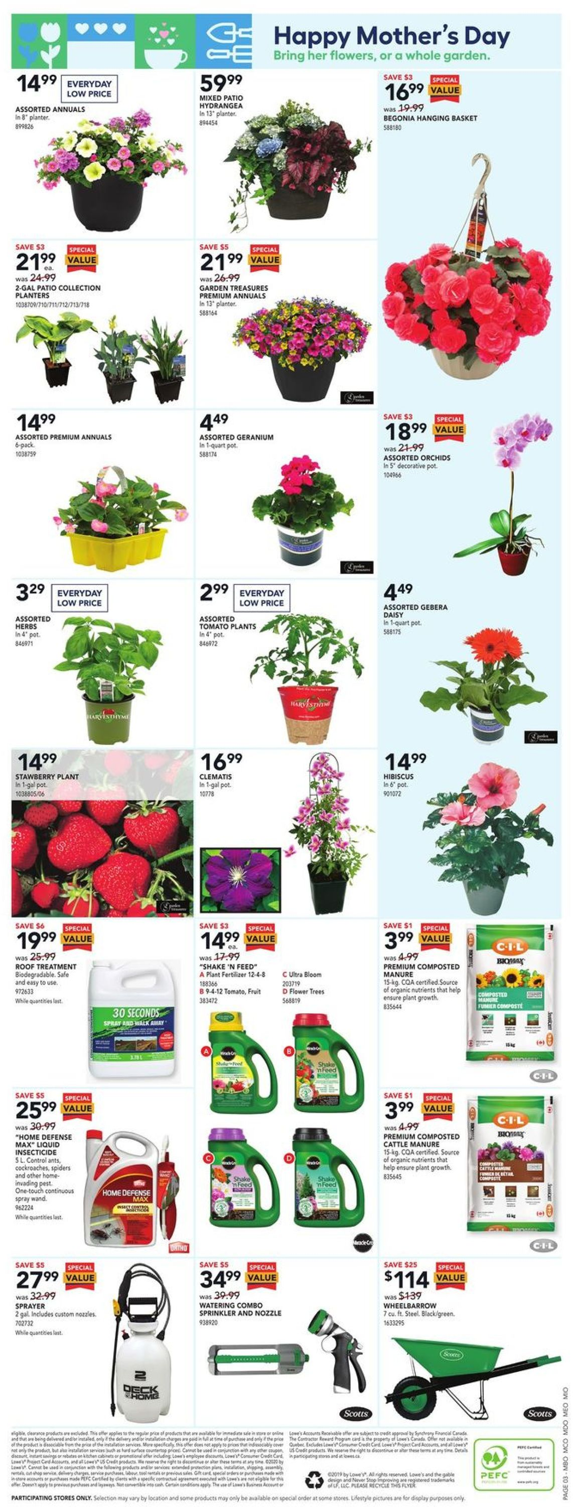 Lowes Flyer - 05/06-05/12/2021 (Page 4)