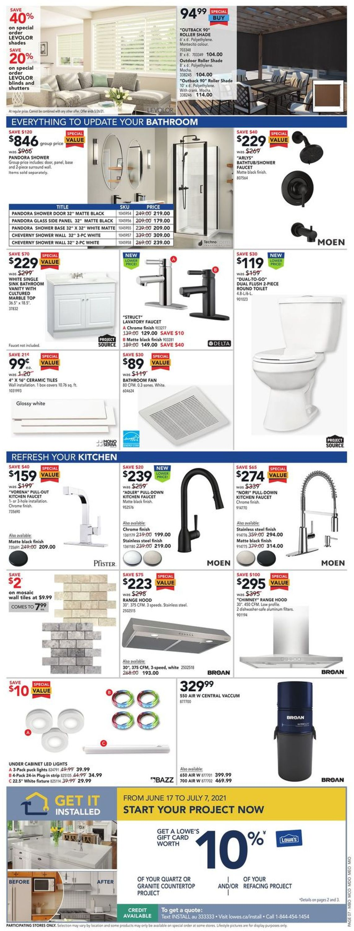 Lowes Flyer - 06/17-06/23/2021 (Page 8)