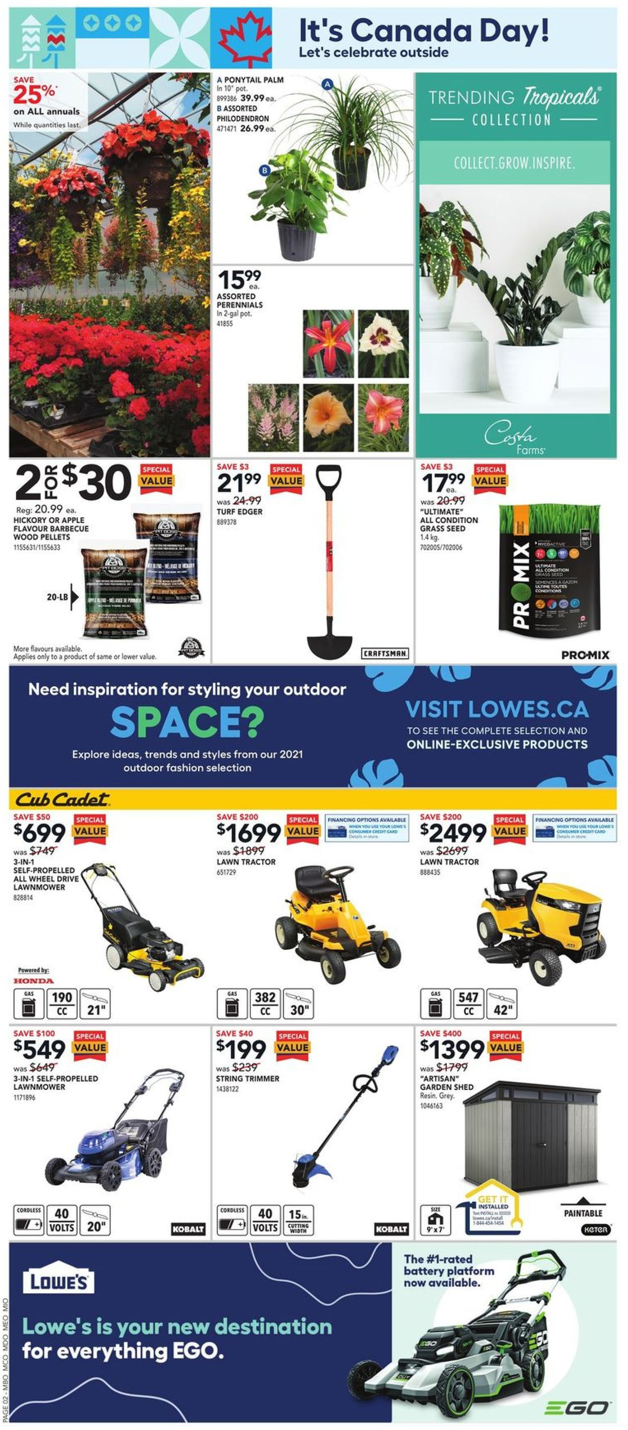 Lowes Flyer - 07/01-07/07/2021 (Page 3)