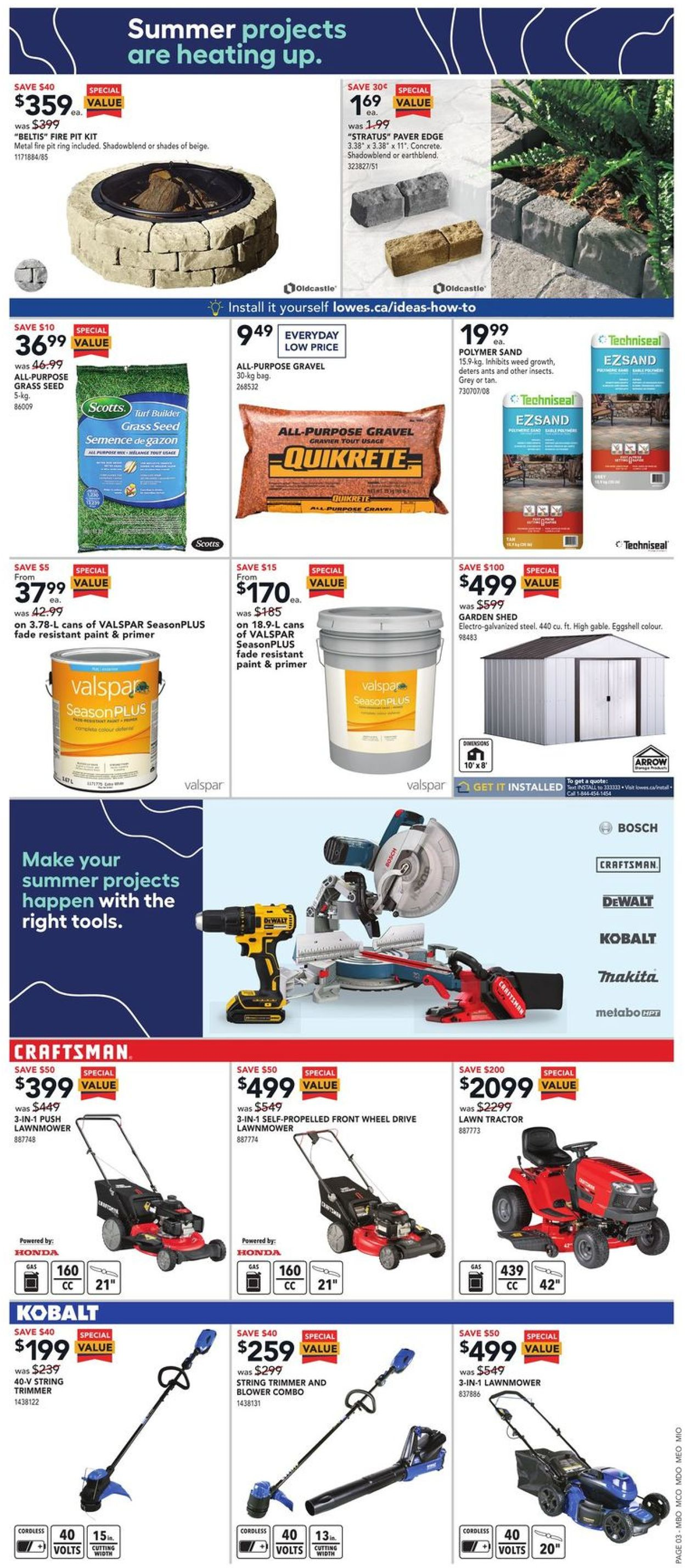 Lowes Flyer - 07/15-07/21/2021 (Page 4)