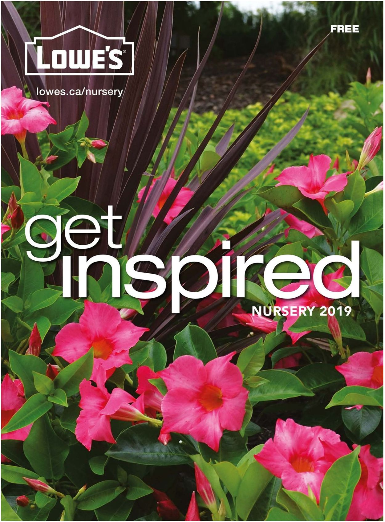 Lowes Flyer - 04/18-06/15/2019