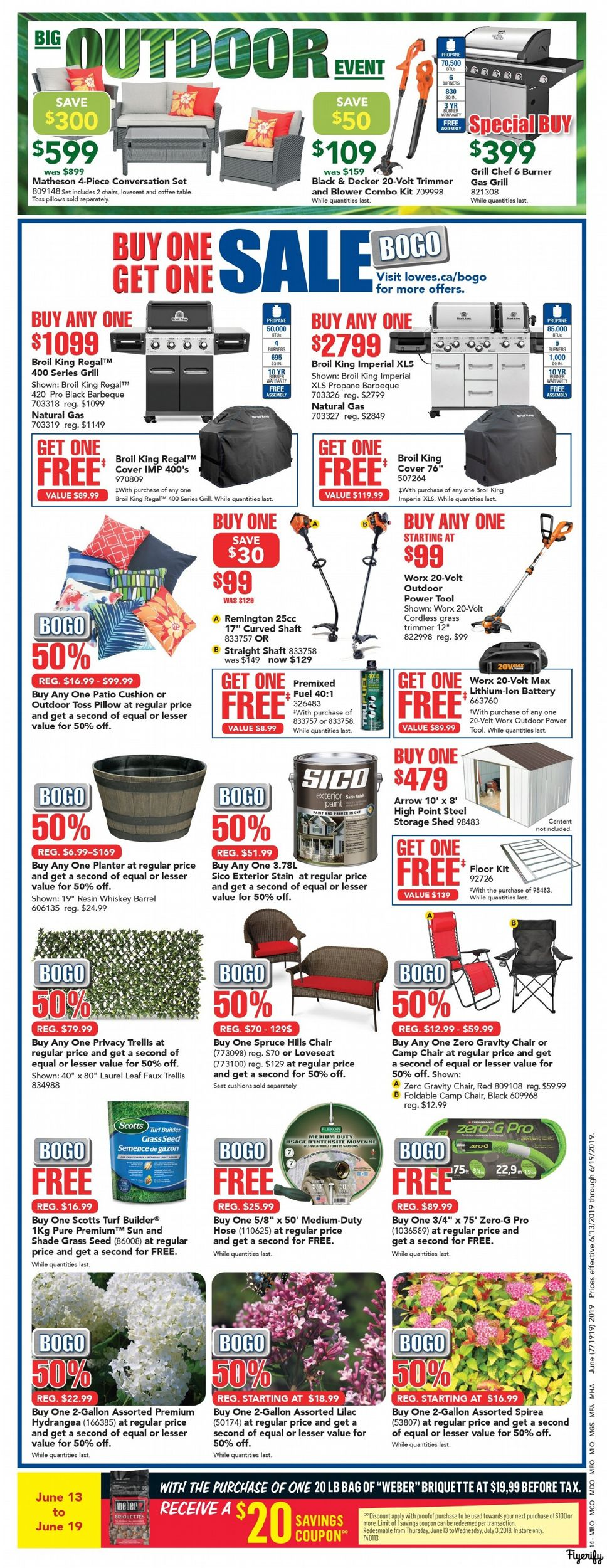 Lowes Flyer - 06/13-06/19/2019 (Page 14)