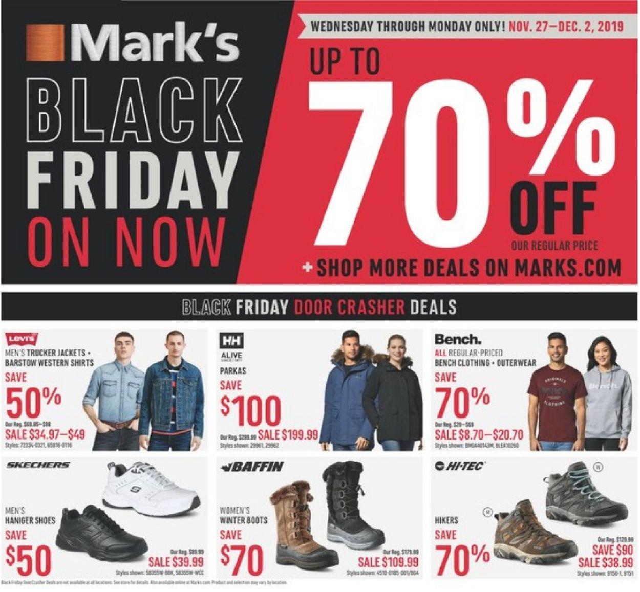Mark's Flyer - 11/27-12/02/2019