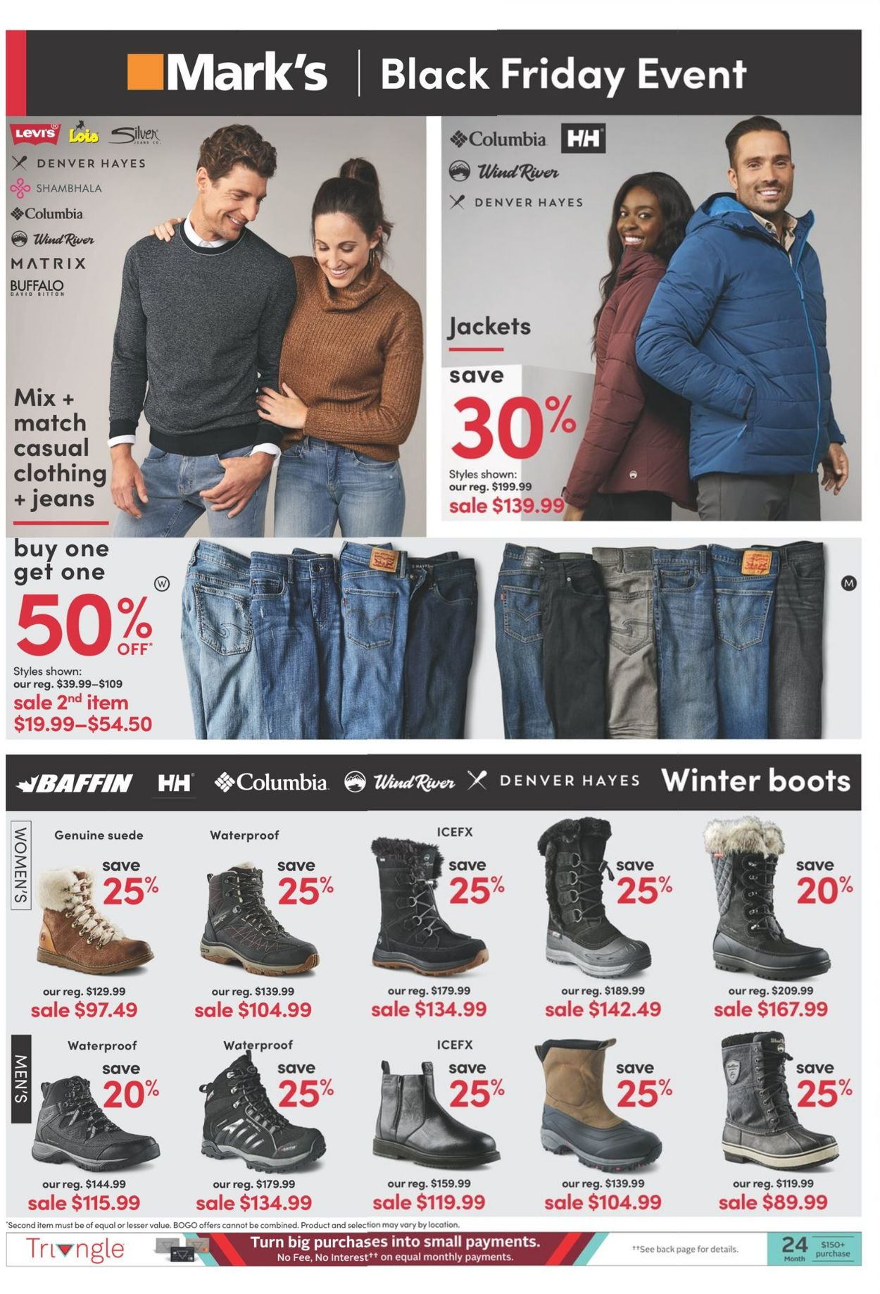 Mark's - Black Friday Flyer 2020 Flyer - 11/19-11/25/2020 (Page 2)
