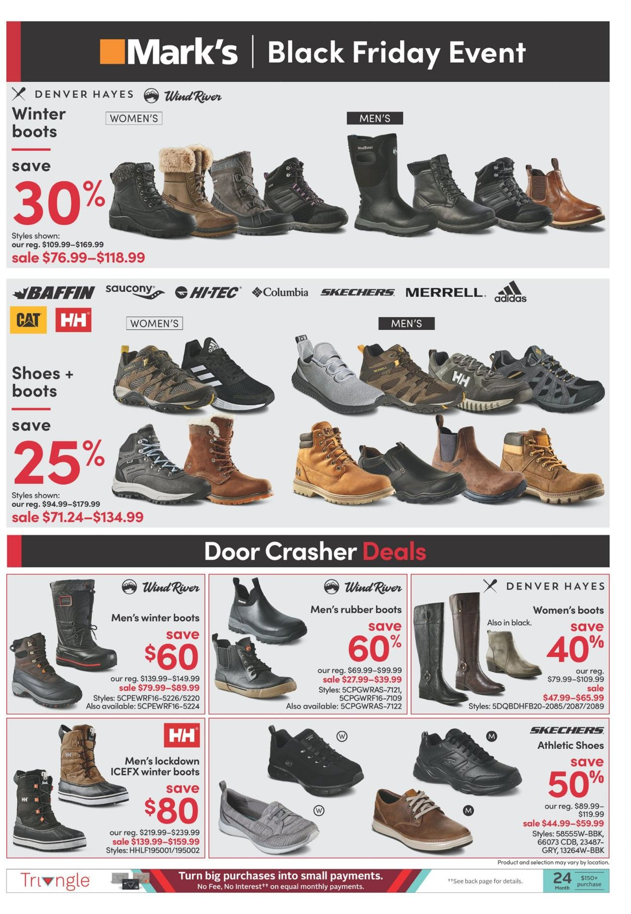 Mark's - Black Friday Flyer 2020 Flyer - 11/26-12/02/2020 (Page 7)