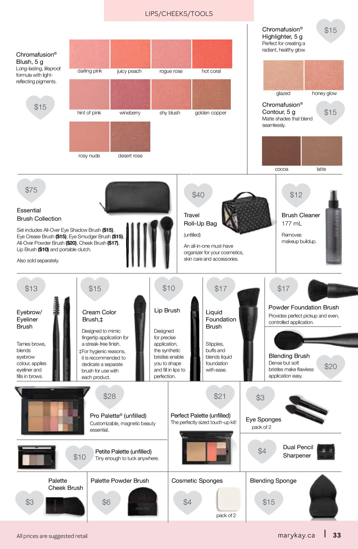 Mary Kay Flyer - 02/16-04/16/2021 (Page 33)