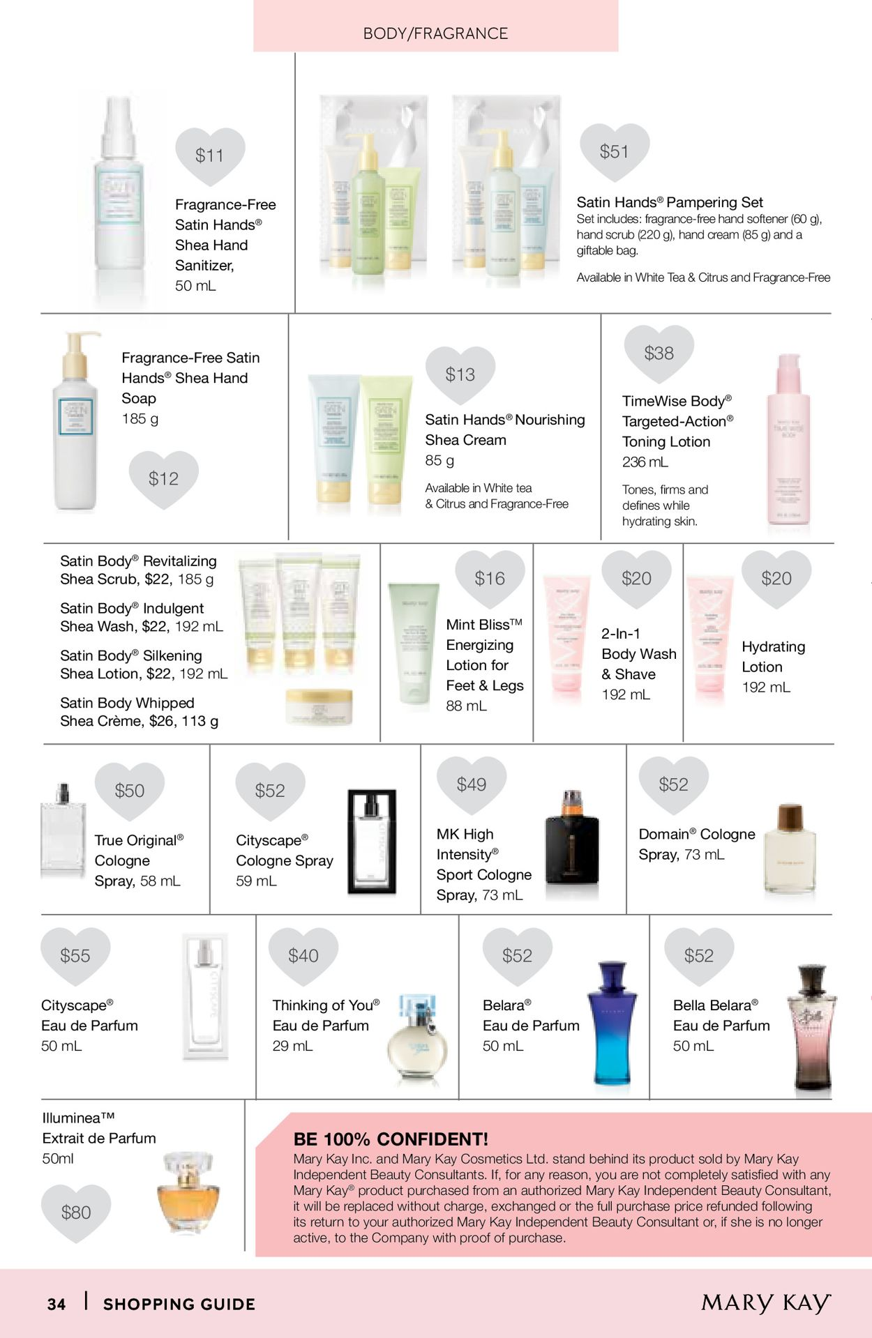 Mary Kay Flyer - 02/16-04/16/2021 (Page 34)