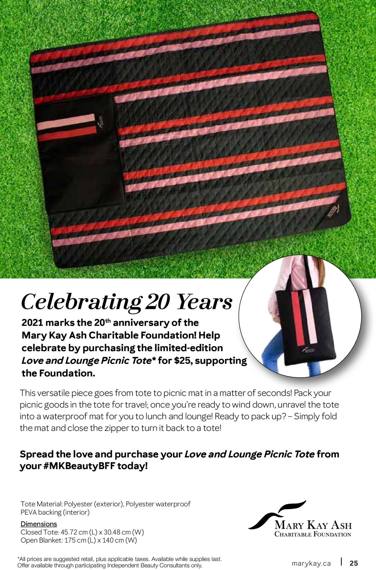 Mary Kay Flyer - 05/16-06/15/2021 (Page 25)