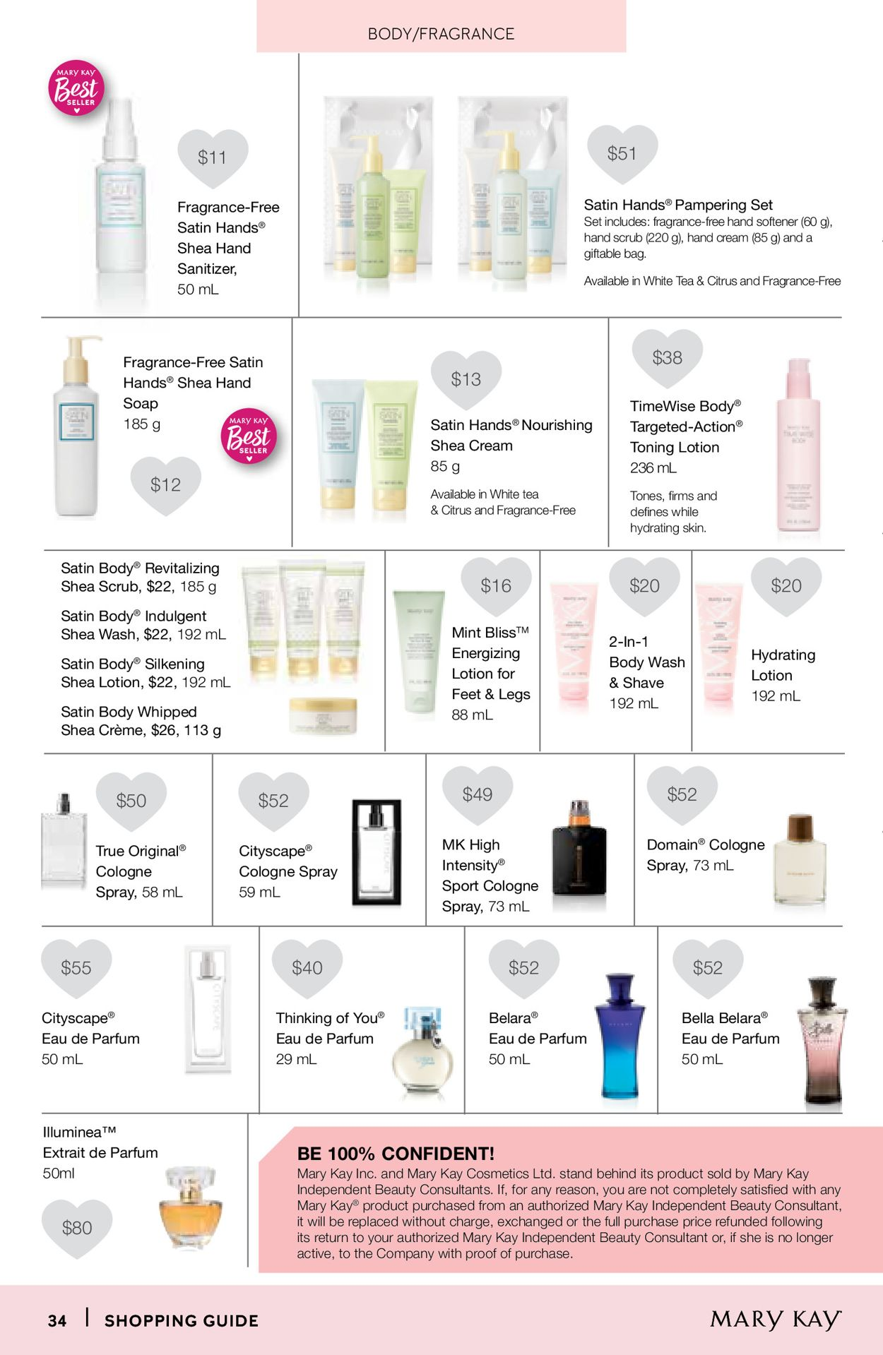 Mary Kay Flyer - 05/16-06/15/2021 (Page 34)