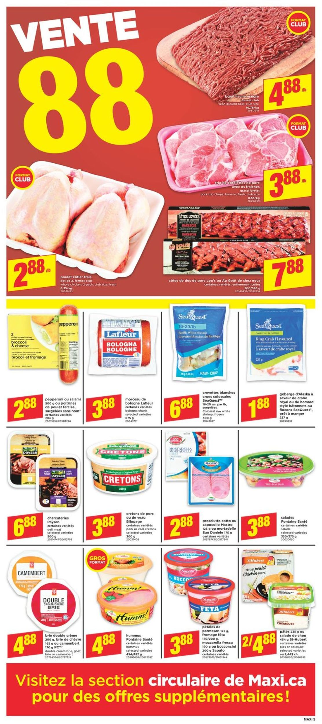 Maxi Flyer - 10/24-10/30/2019 (Page 4)