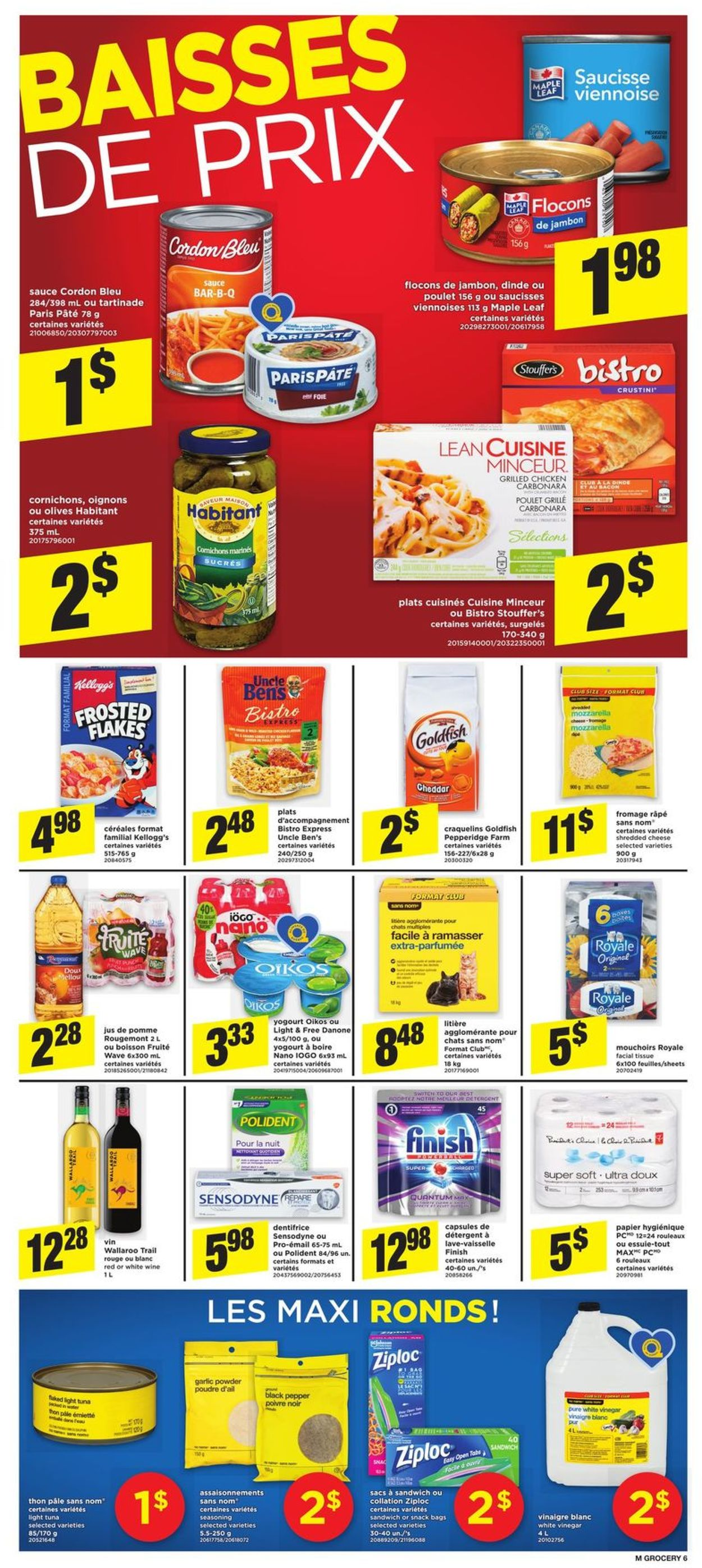 Maxi Flyer - 07/09-07/15/2020 (Page 7)