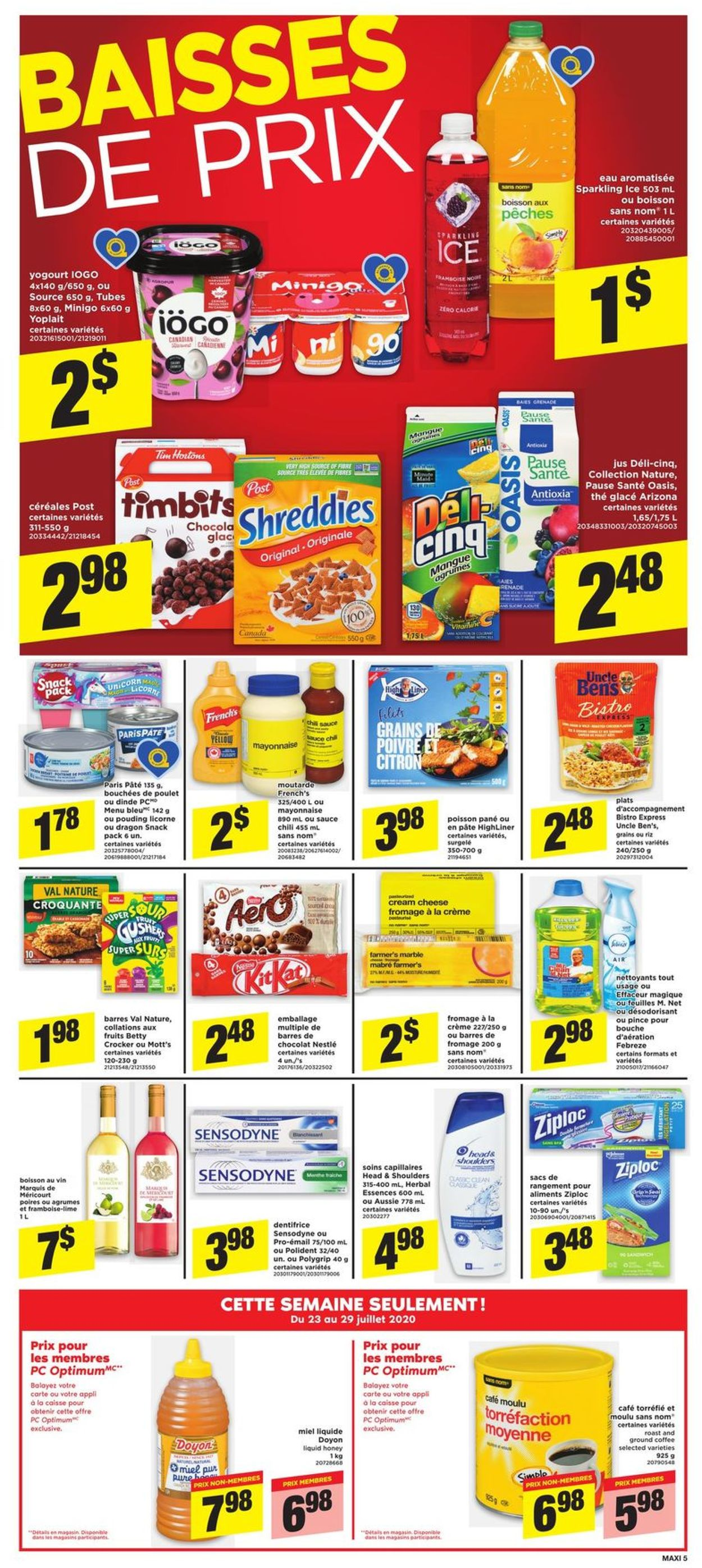 Maxi Flyer - 07/23-07/29/2020 (Page 7)