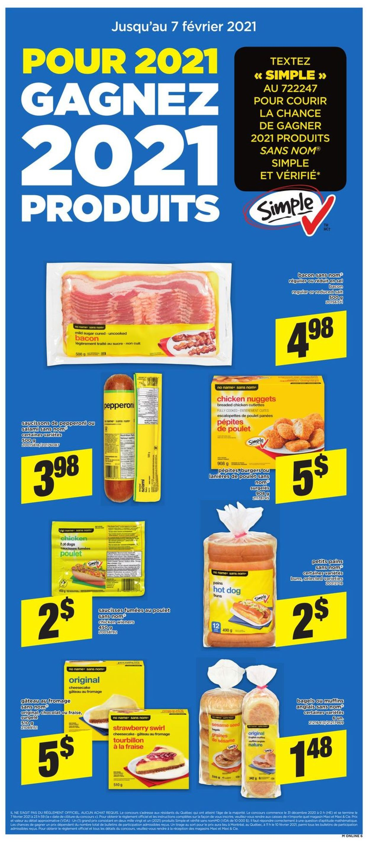Maxi Flyer - 01/02-01/06/2021 (Page 7)