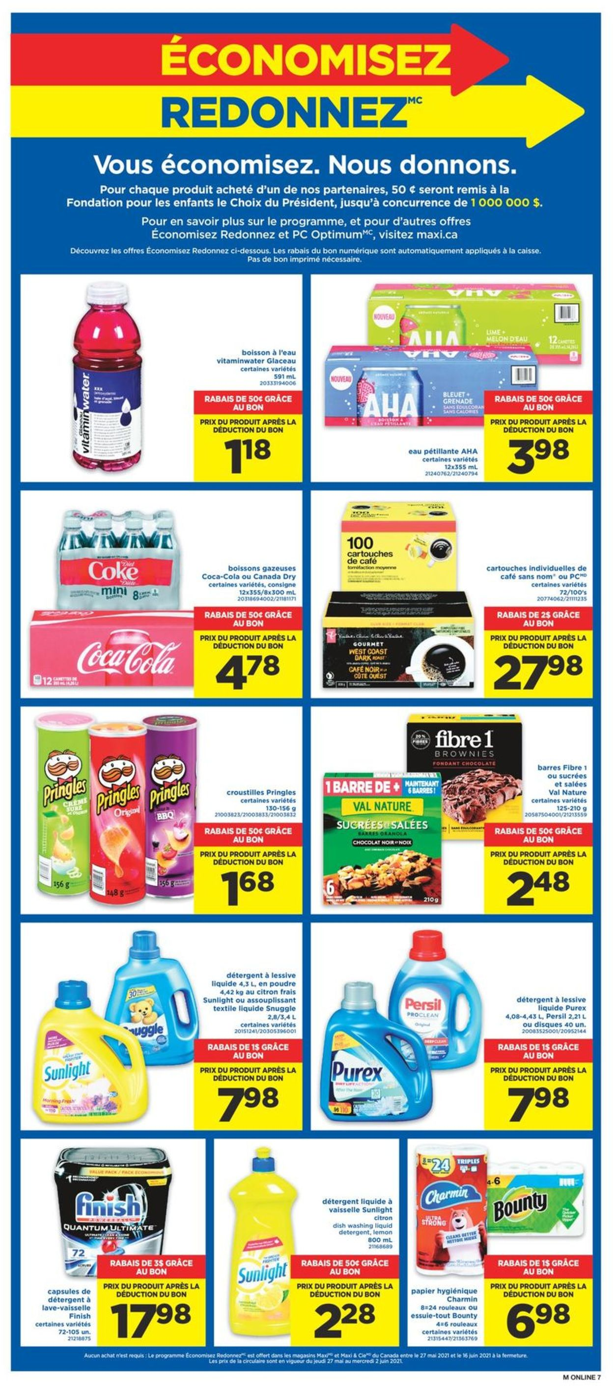 Maxi Flyer - 05/27-06/02/2021 (Page 12)