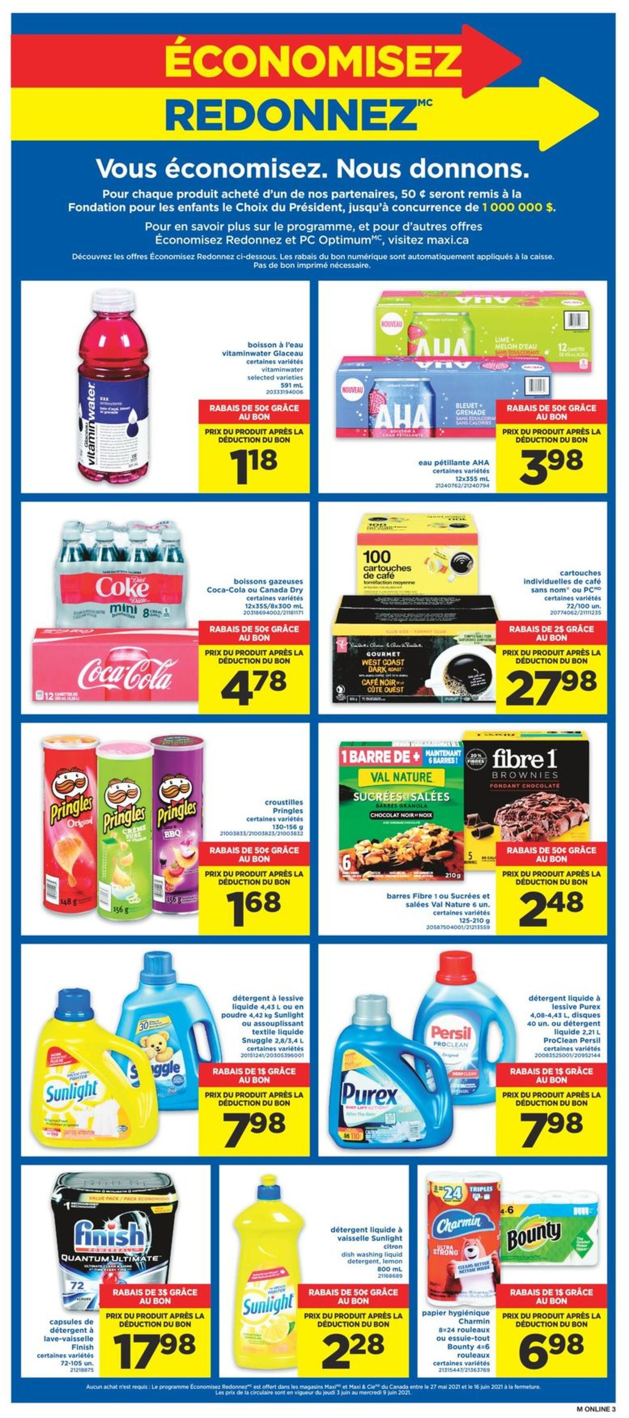 Maxi Flyer - 06/03-06/09/2021 (Page 8)