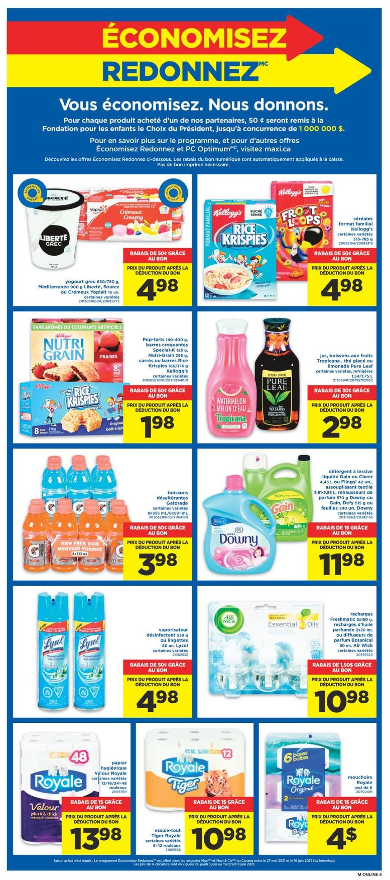 Maxi Flyer - 06/03-06/09/2021 (Page 9)