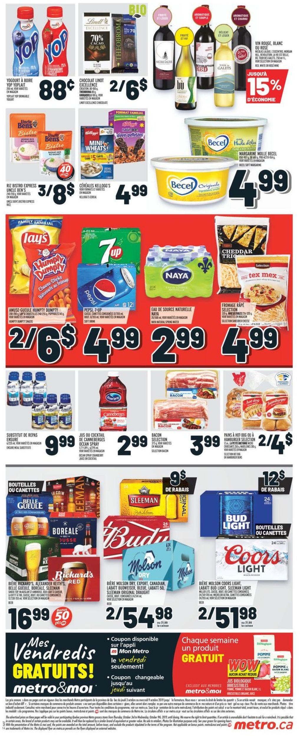 Metro Flyer - 10/03-10/09/2019 (Page 3)