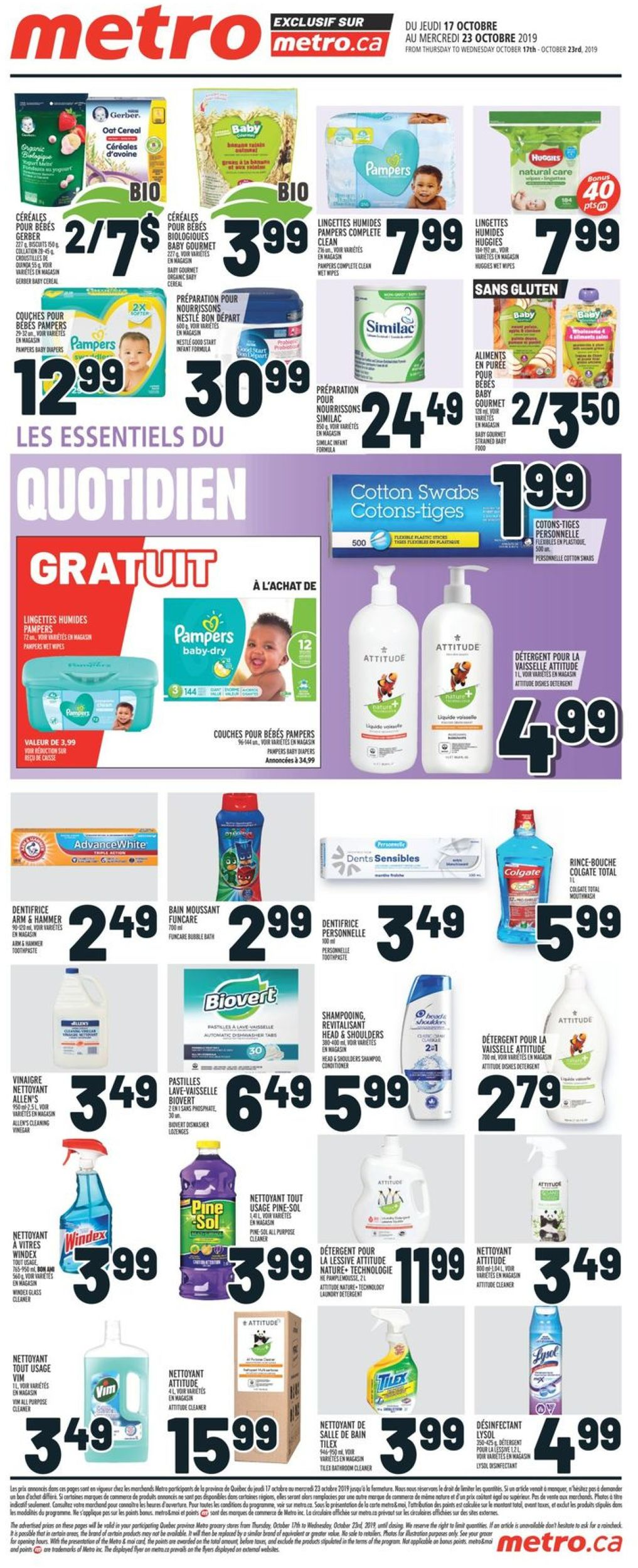Metro Flyer - 10/17-10/23/2019 (Page 11)