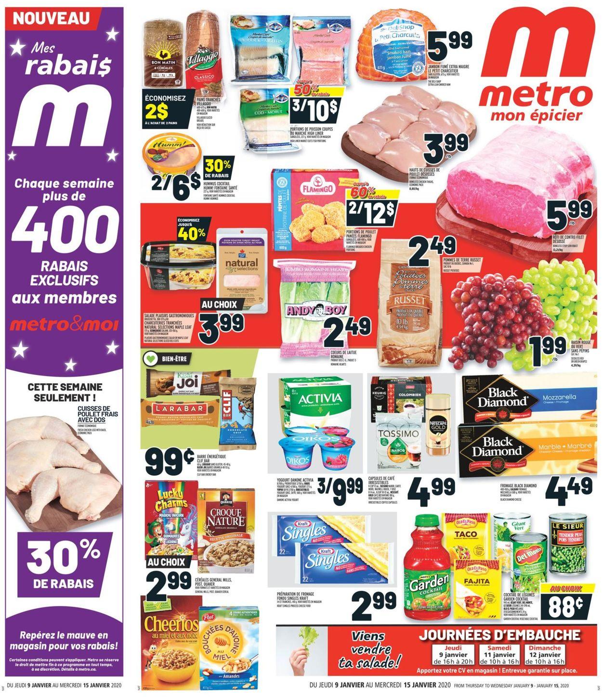 Metro Flyer - 01/09-01/15/2020