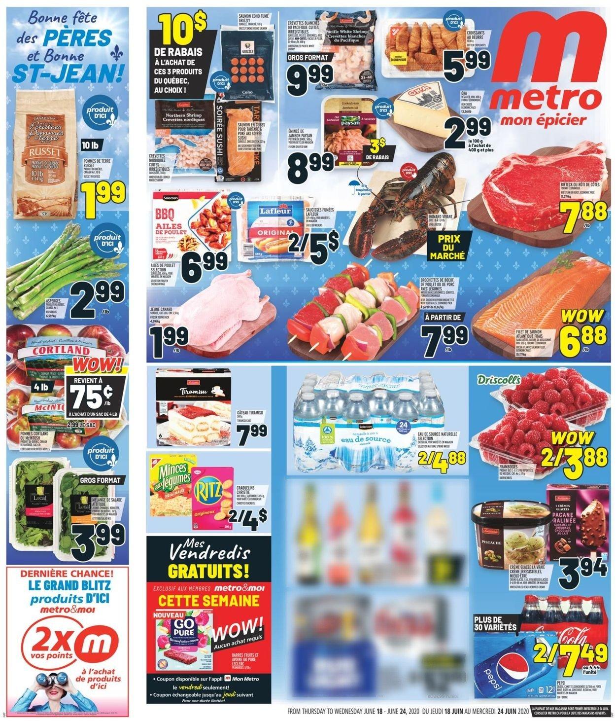 Metro Flyer - 06/18-06/24/2020