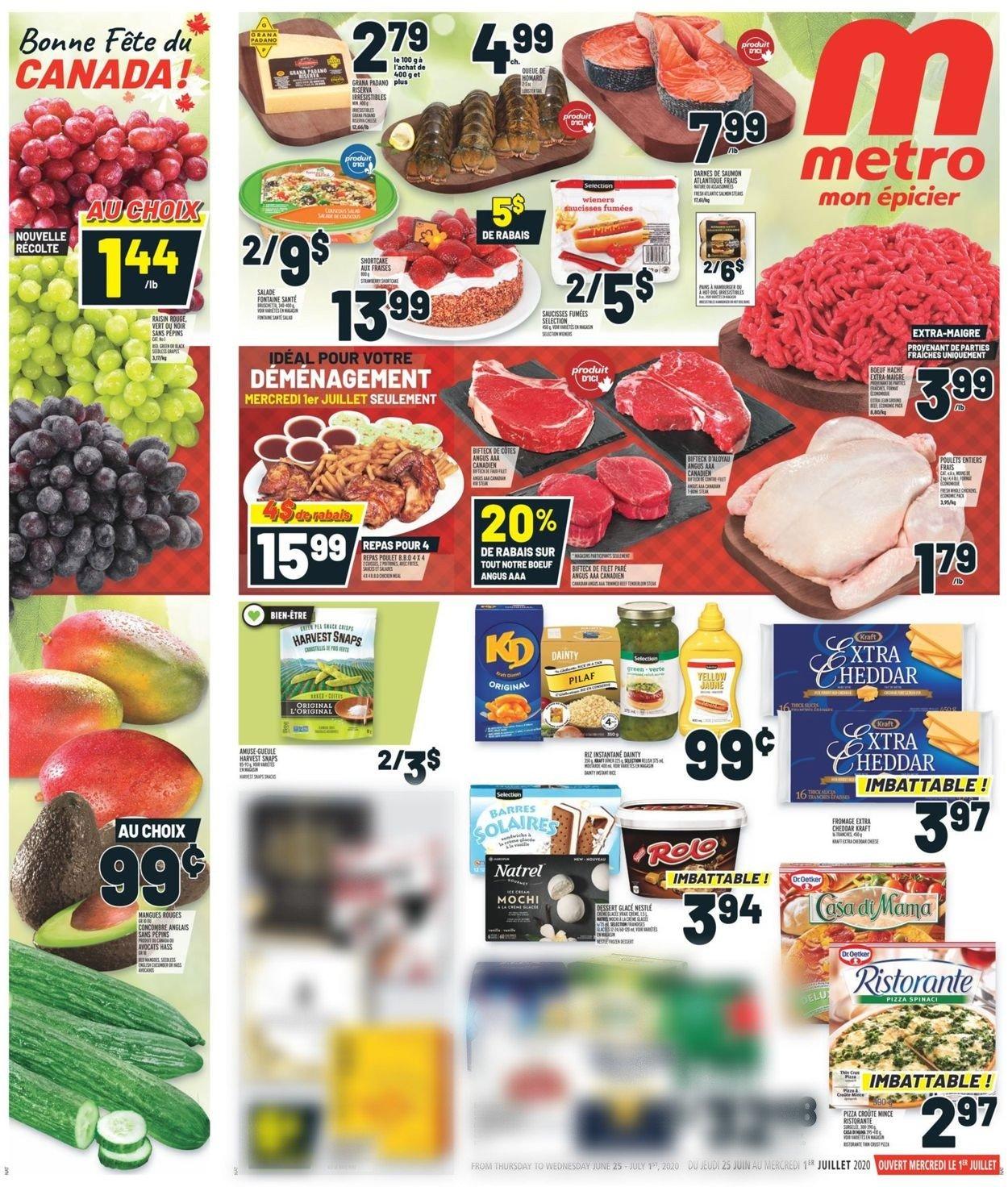 Metro Flyer - 06/25-07/01/2020