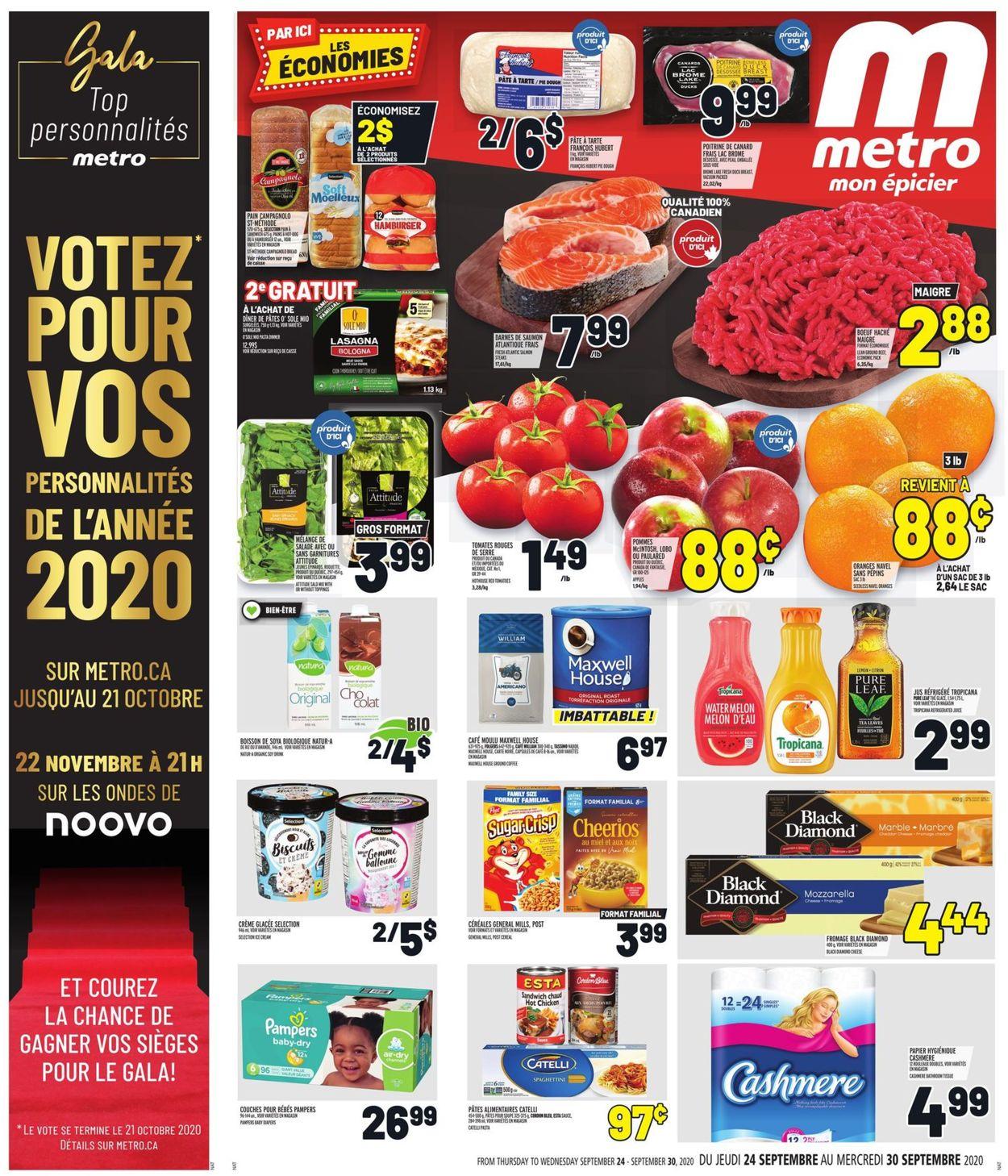Metro Flyer - 09/24-09/30/2020