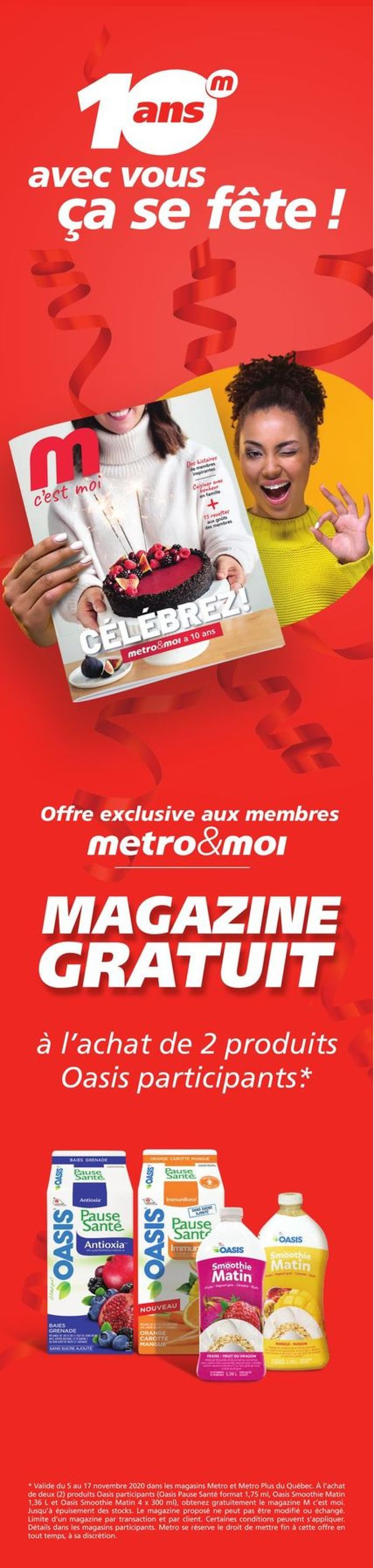 Metro Flyer - 11/05-11/11/2020 (Page 4)