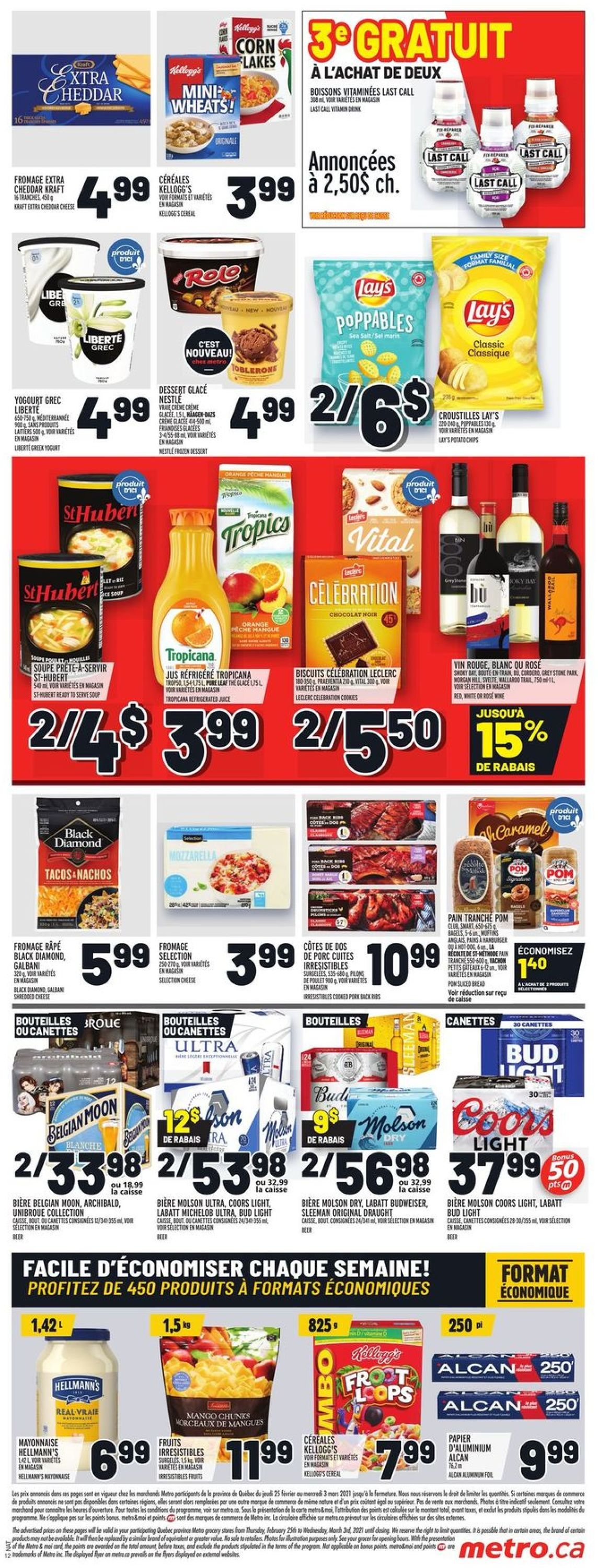 Metro Flyer - 02/25-03/03/2021 (Page 3)