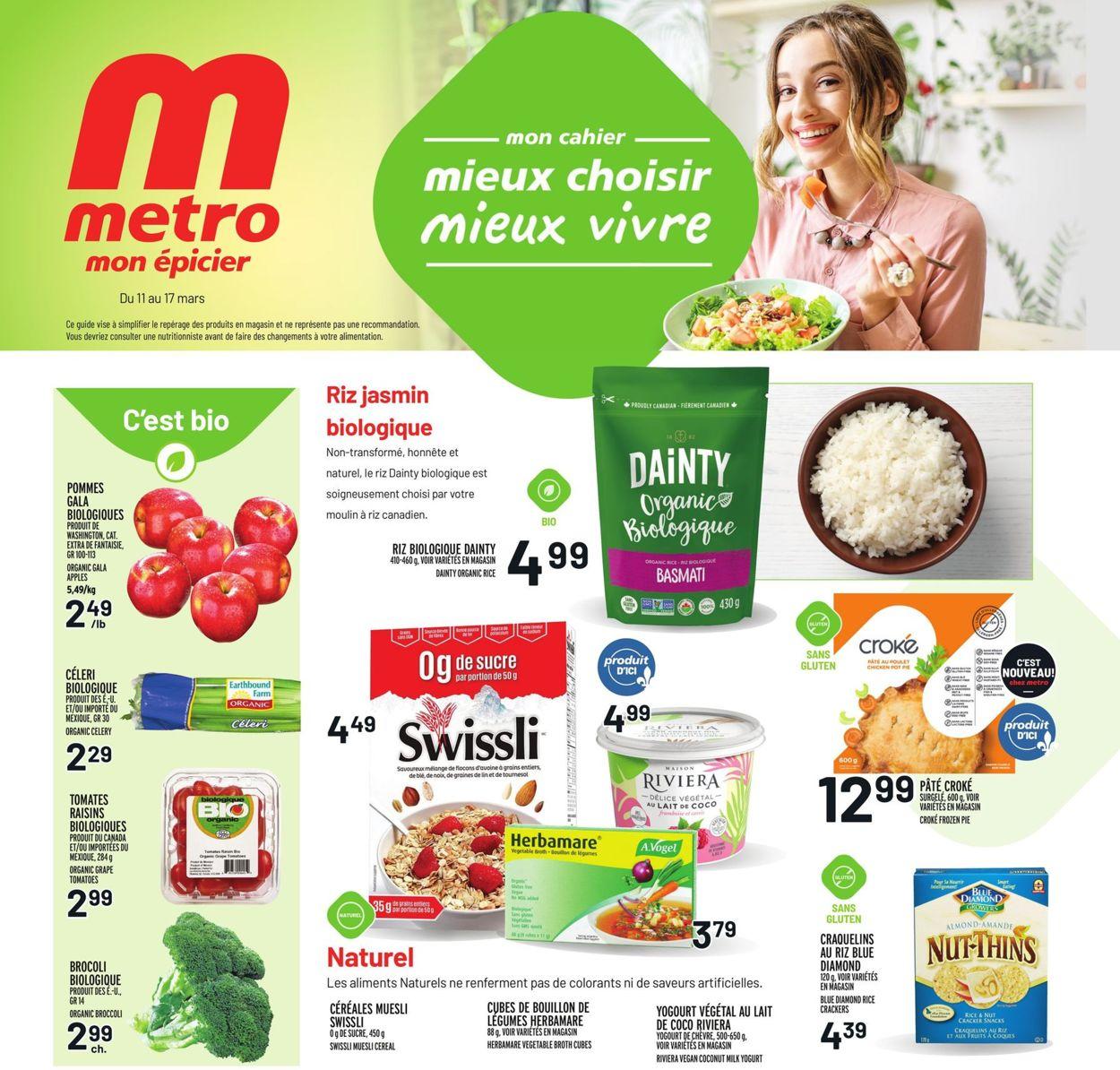 Metro Flyer - 03/18-03/24/2021