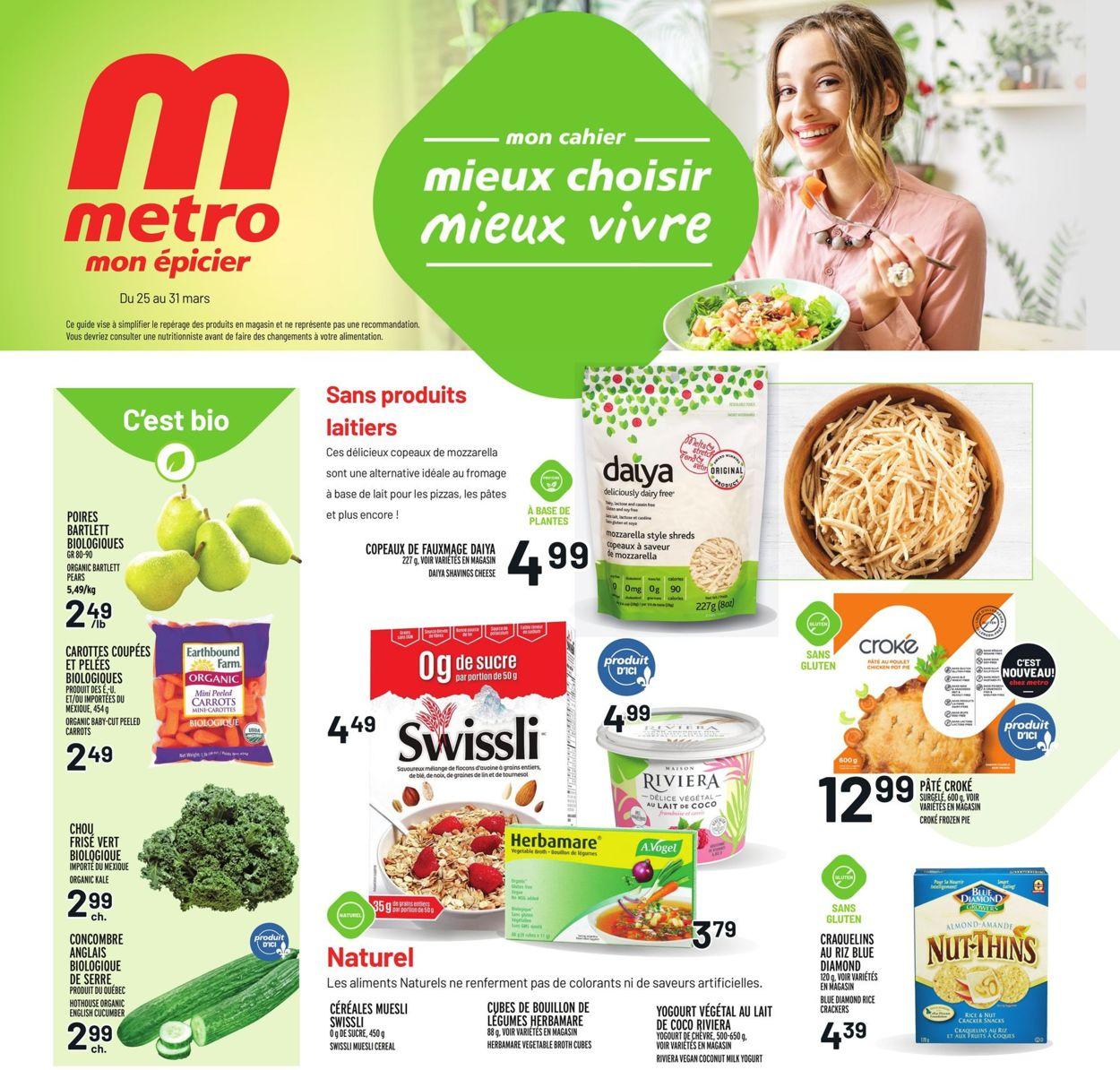 Metro Flyer - 03/25-03/31/2021
