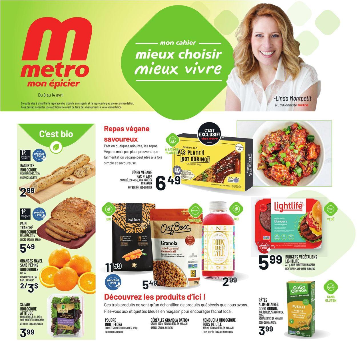 Metro Flyer - 04/08-04/14/2021