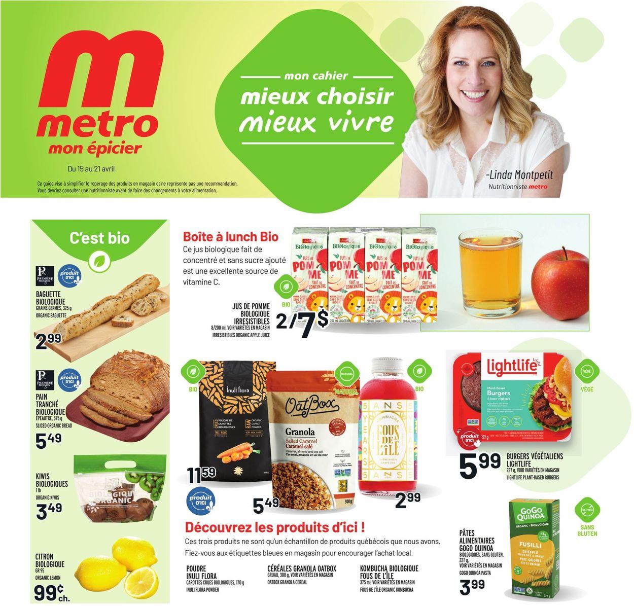Metro Flyer - 04/15-04/21/2021