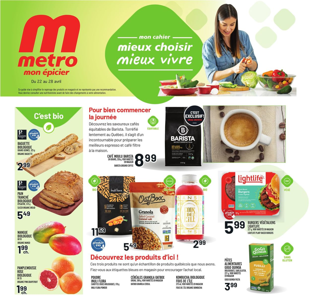 Metro Flyer - 04/22-04/28/2021