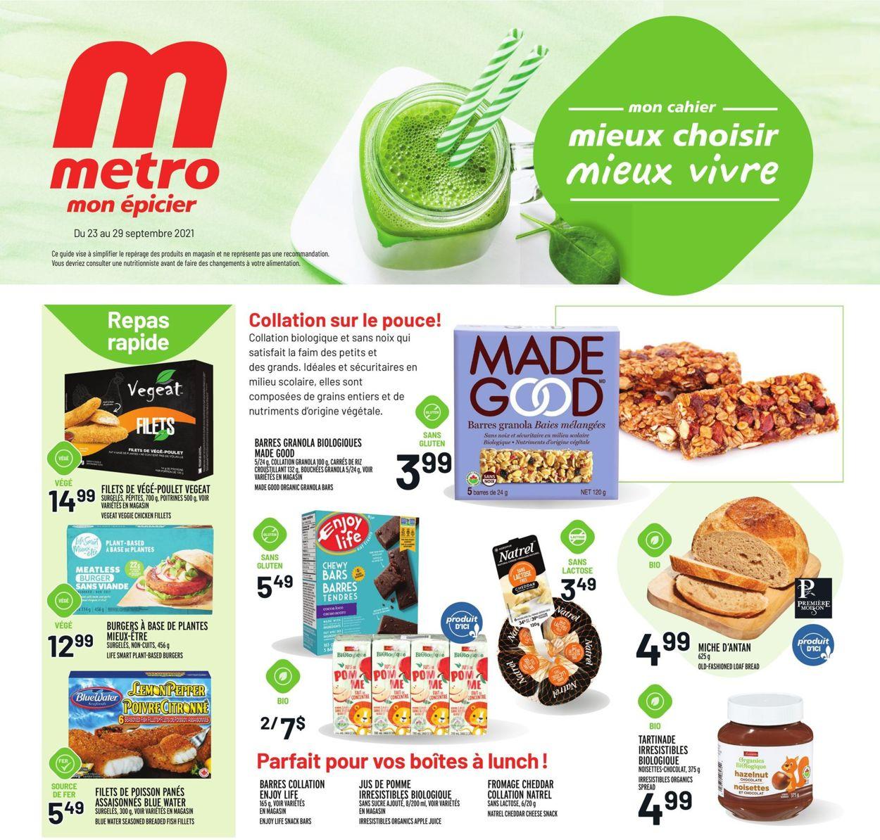 Metro Flyer - 09/23-09/29/2021