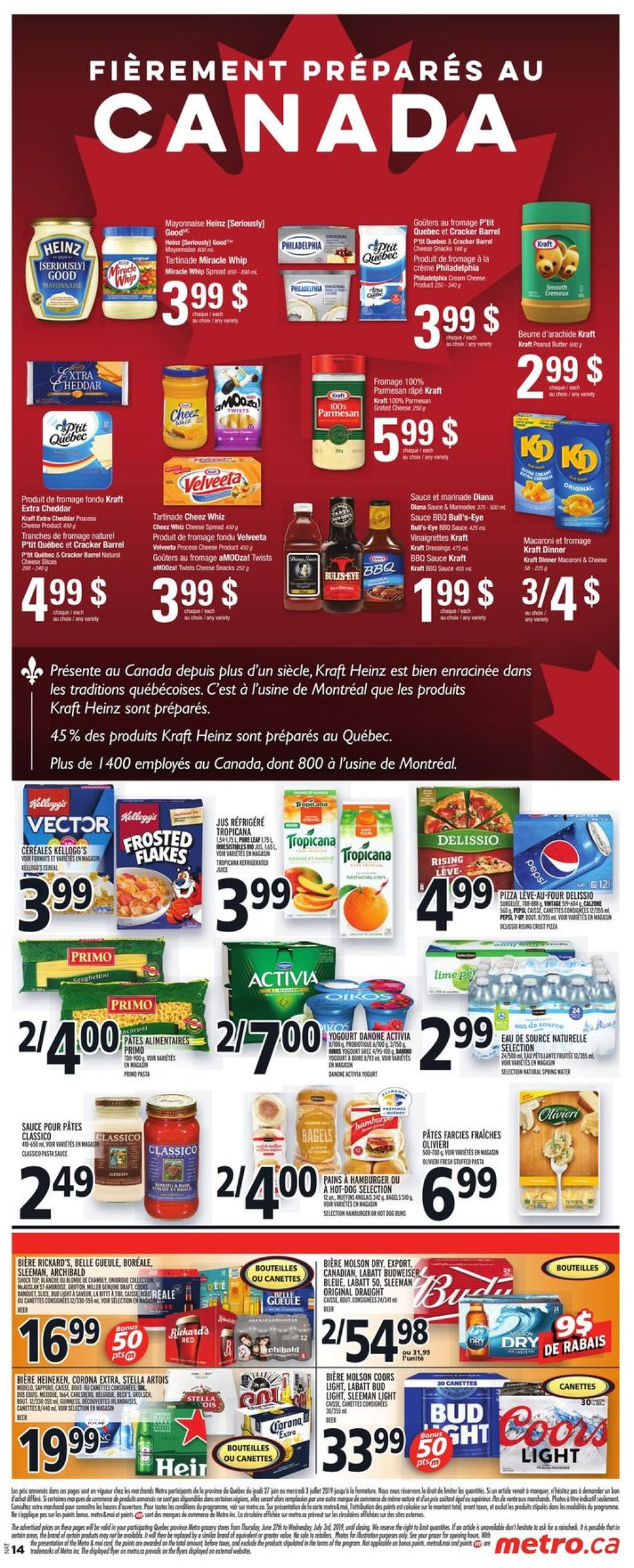 Metro Flyer - 06/27-07/03/2019 (Page 3)