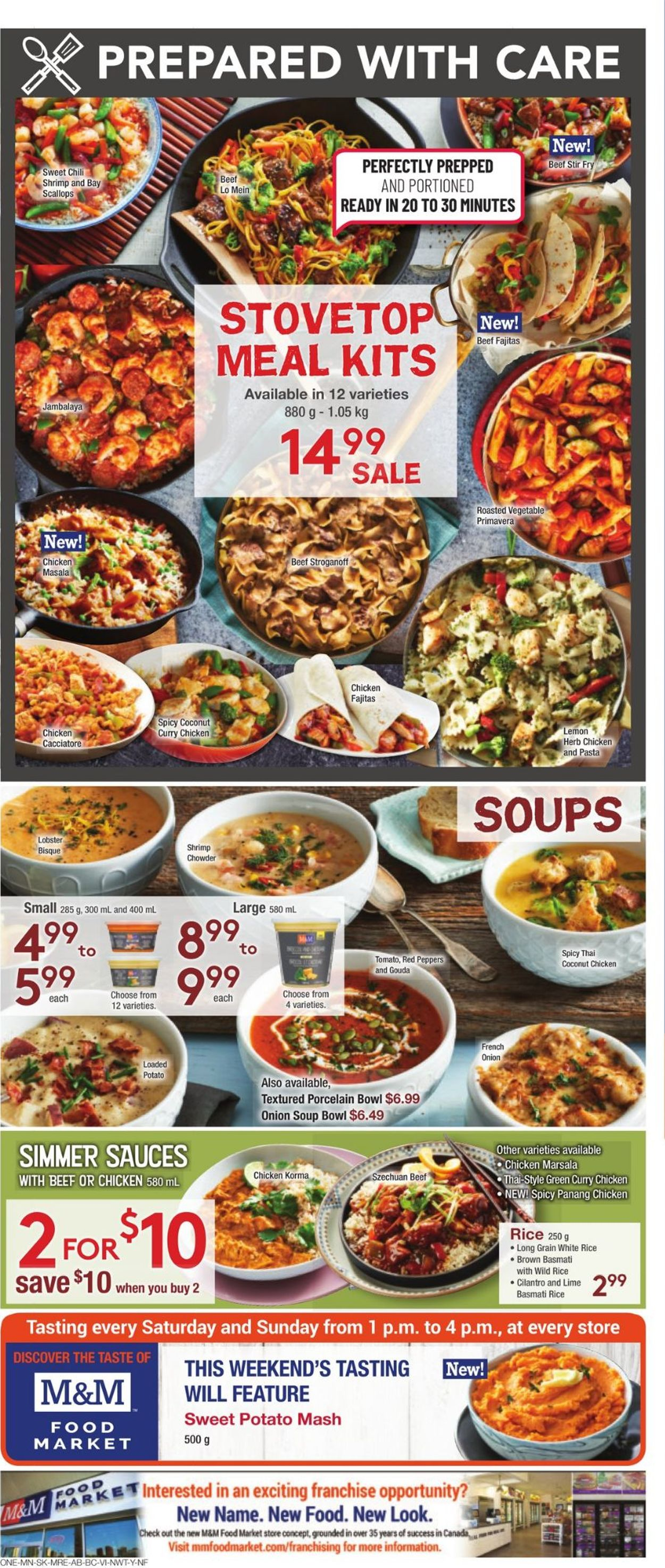 M&M Food Market Flyer - 10/24-10/30/2019 (Page 3)